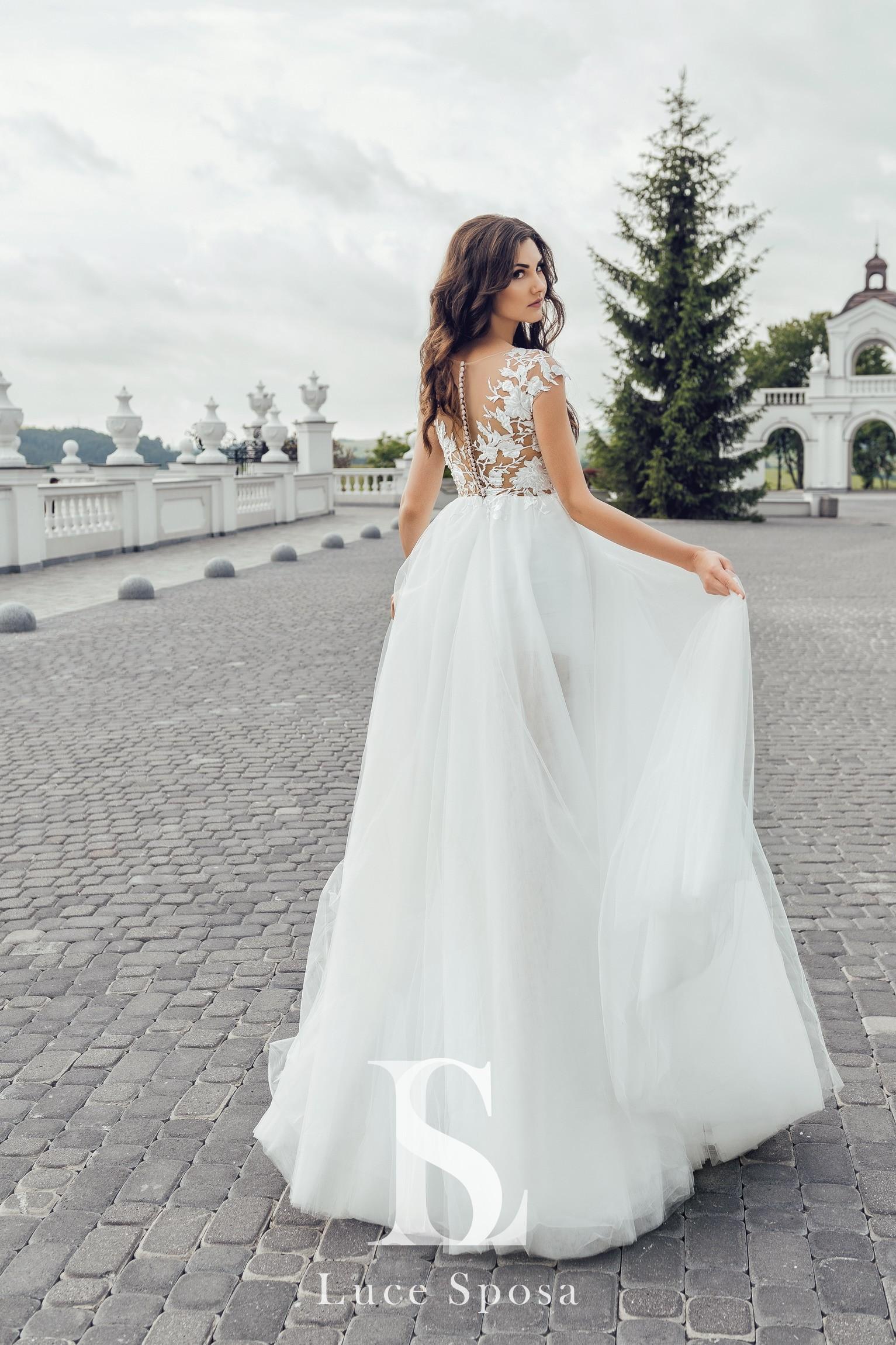 Свадебные платья оптом «Marisa»-3