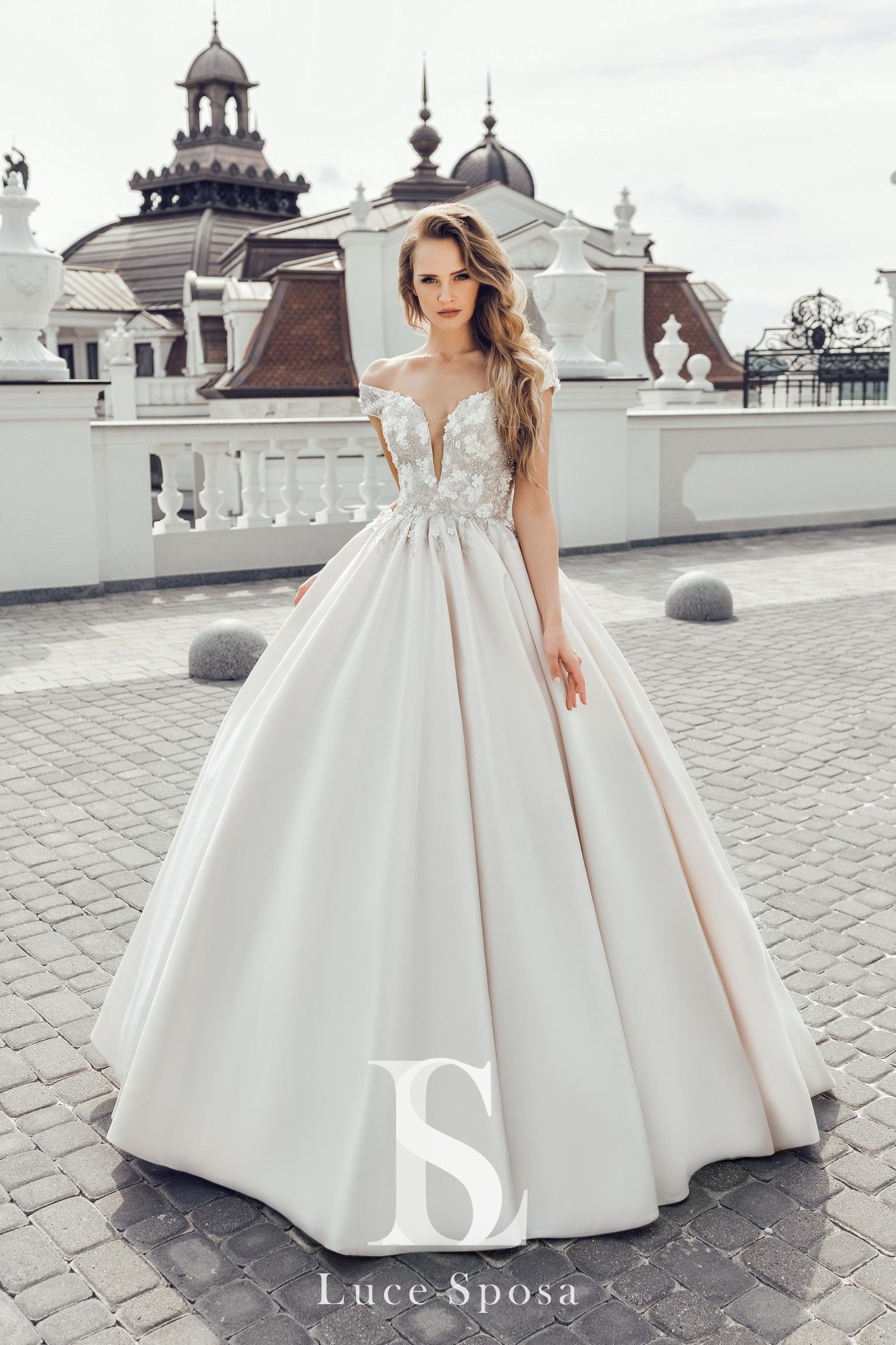 Wedding Dresses «Fortunata»-2