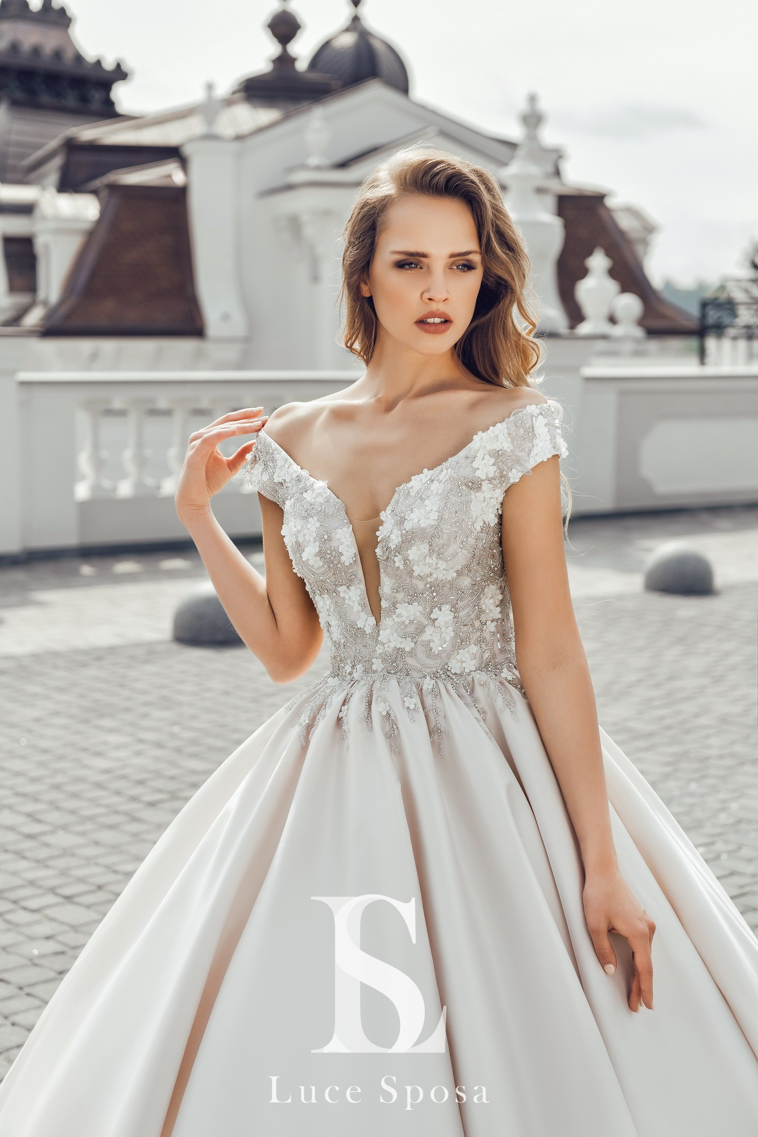 Wedding Dresses «Fortunata»-1