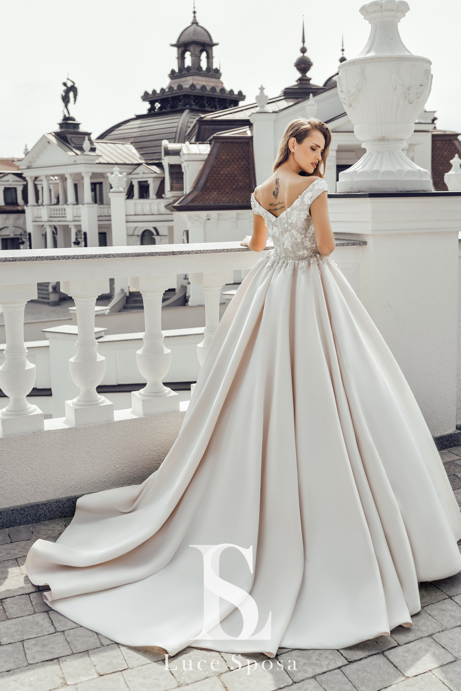 Wedding Dresses «Fortunata»-3