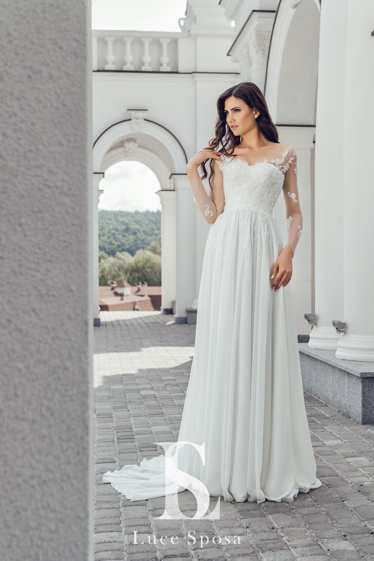 Свадебные платья оптом «Lavinia»-2