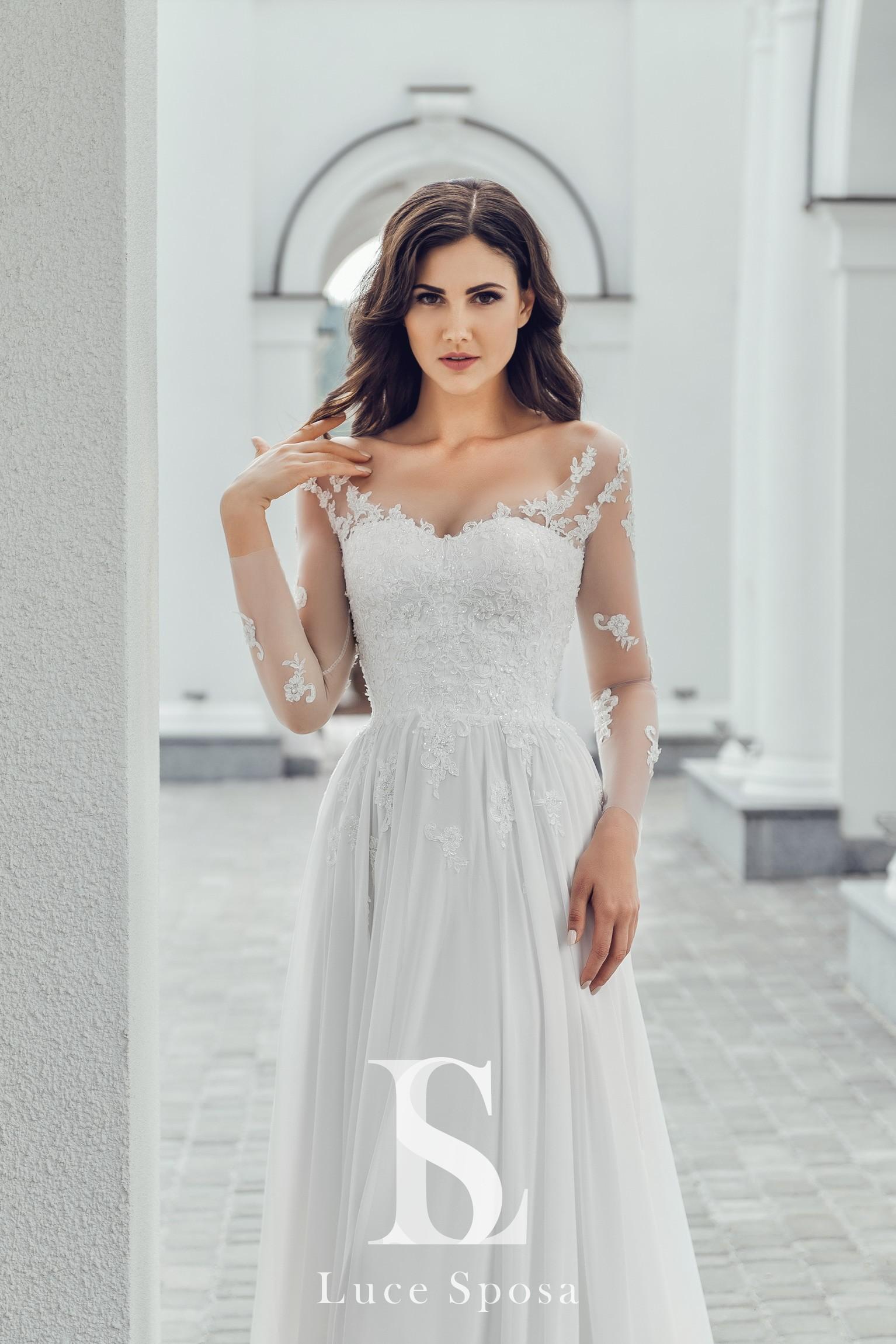 Свадебные платья оптом «Lavinia»-1