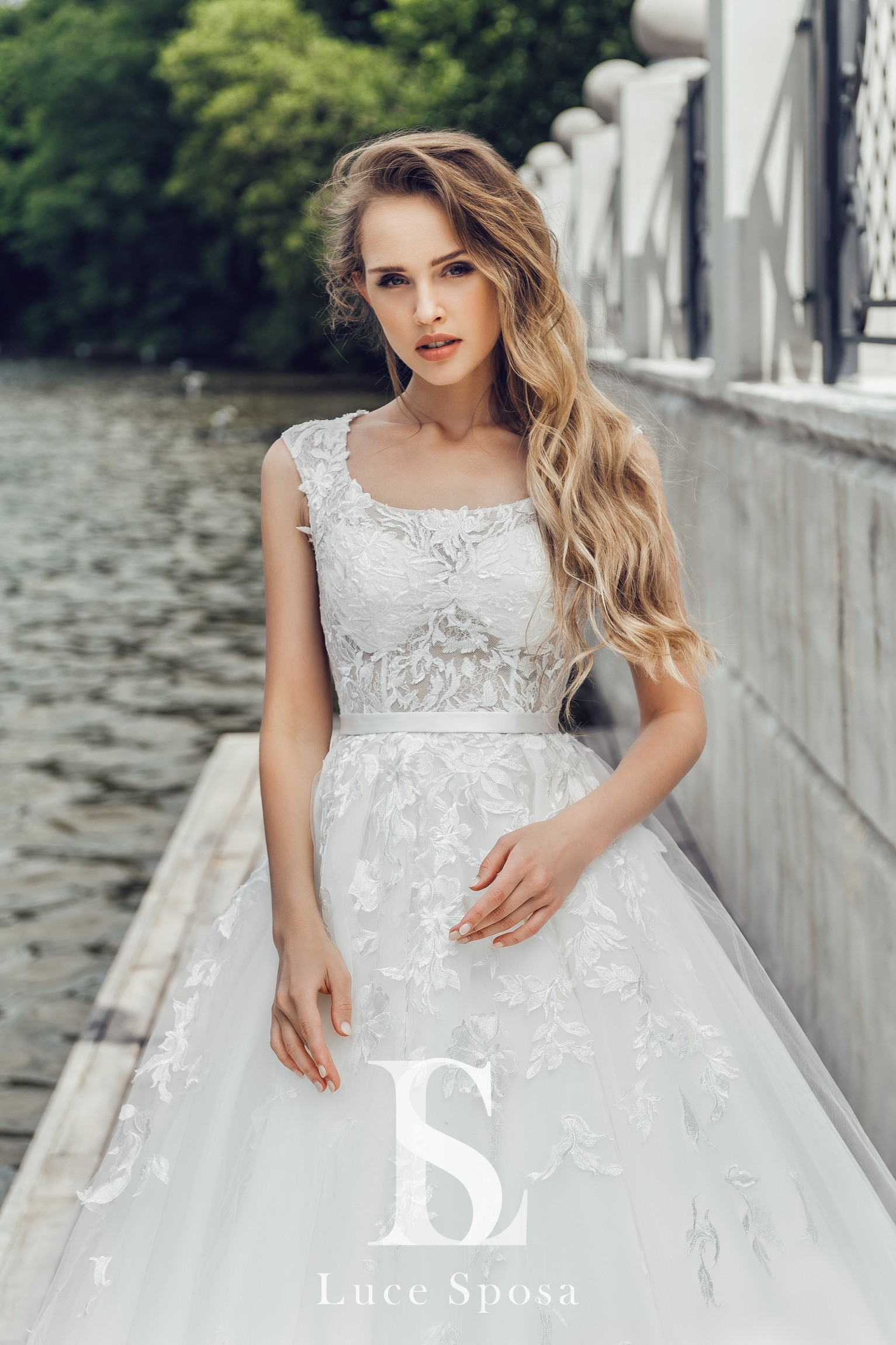 Wedding Dresses «Elauisa»-1