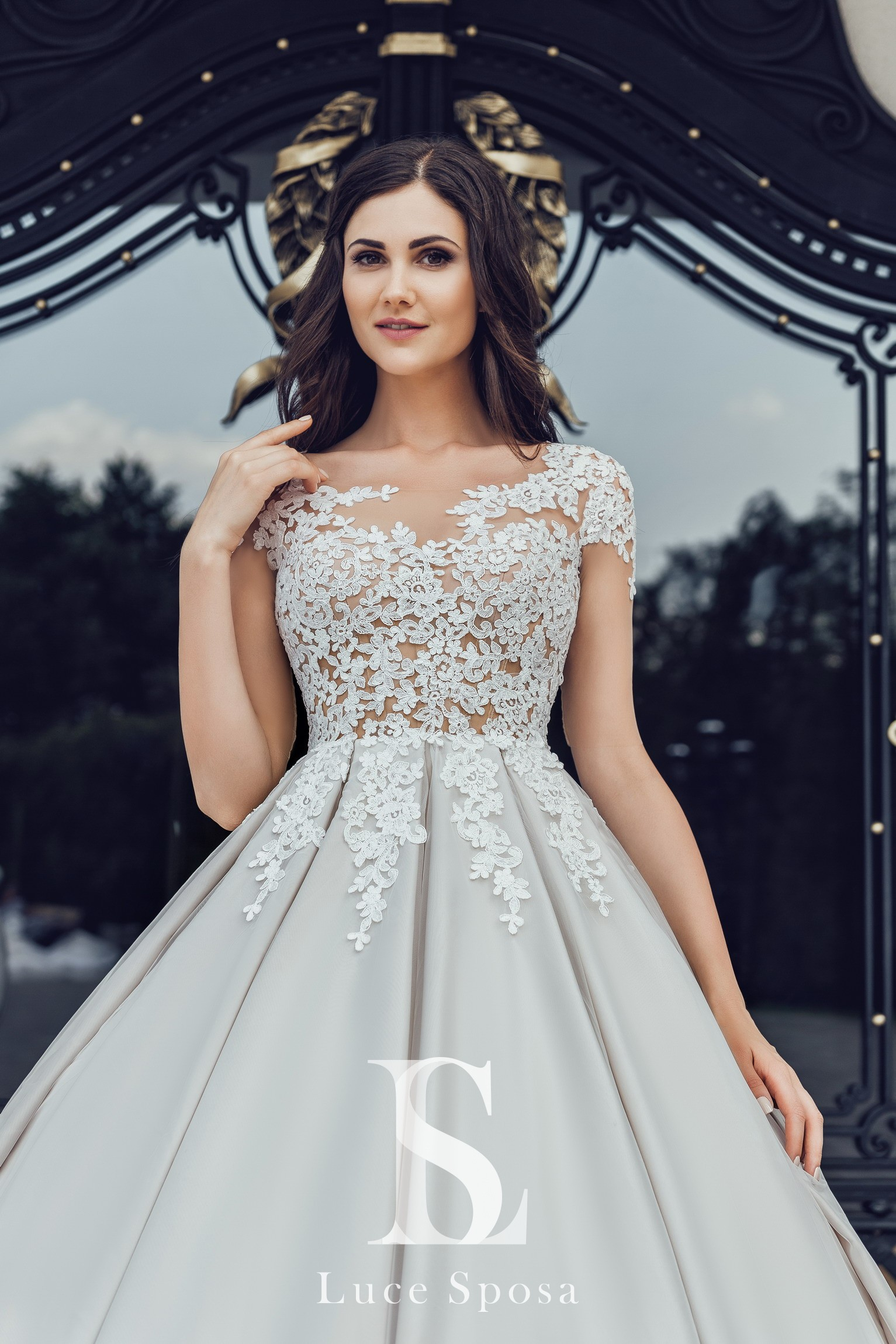 Wedding Dresses «Carnelia»-1