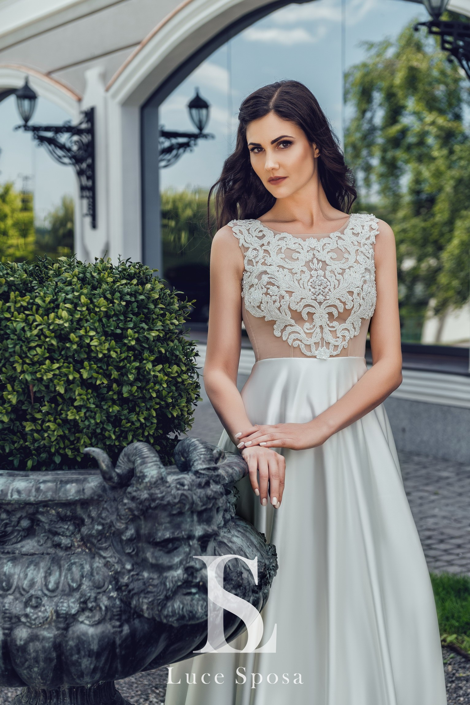 Wedding Dresses «Letizia»-1