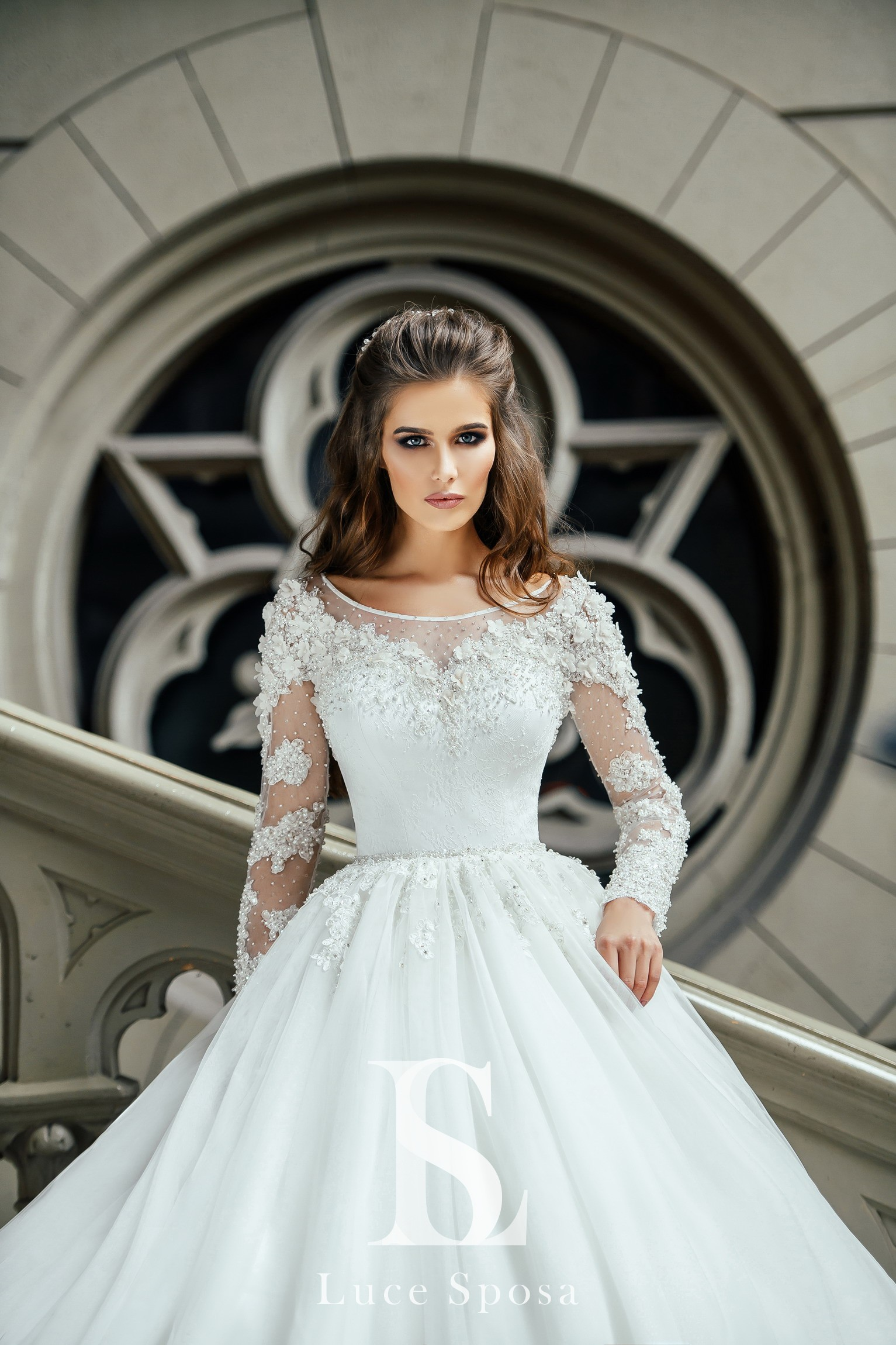 Wedding Dresses «Amelia»-1