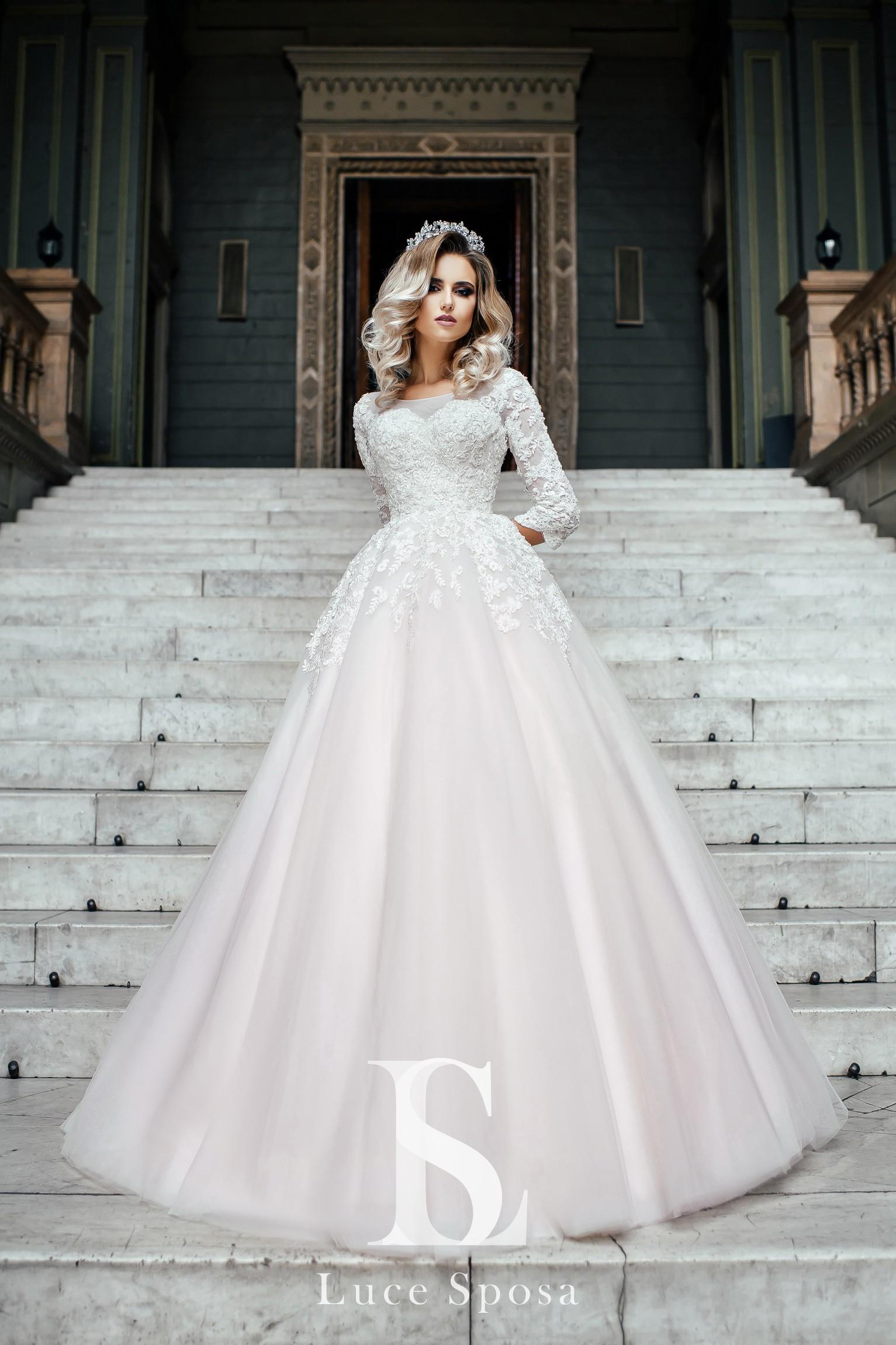 Свадебные платья оптом «Alise»-2