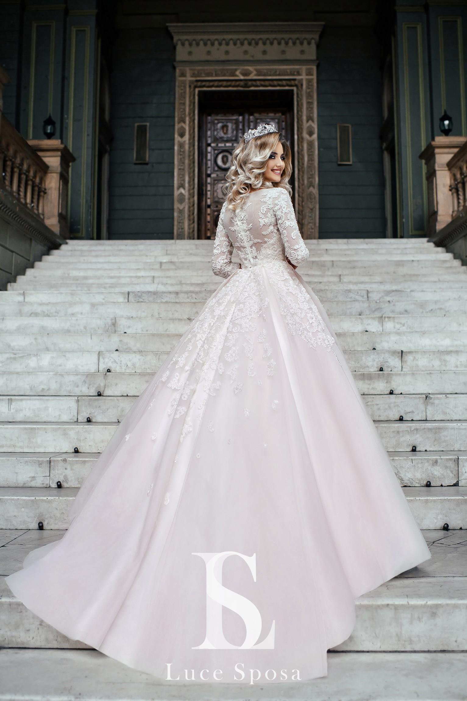 Свадебные платья оптом «Alise»-4