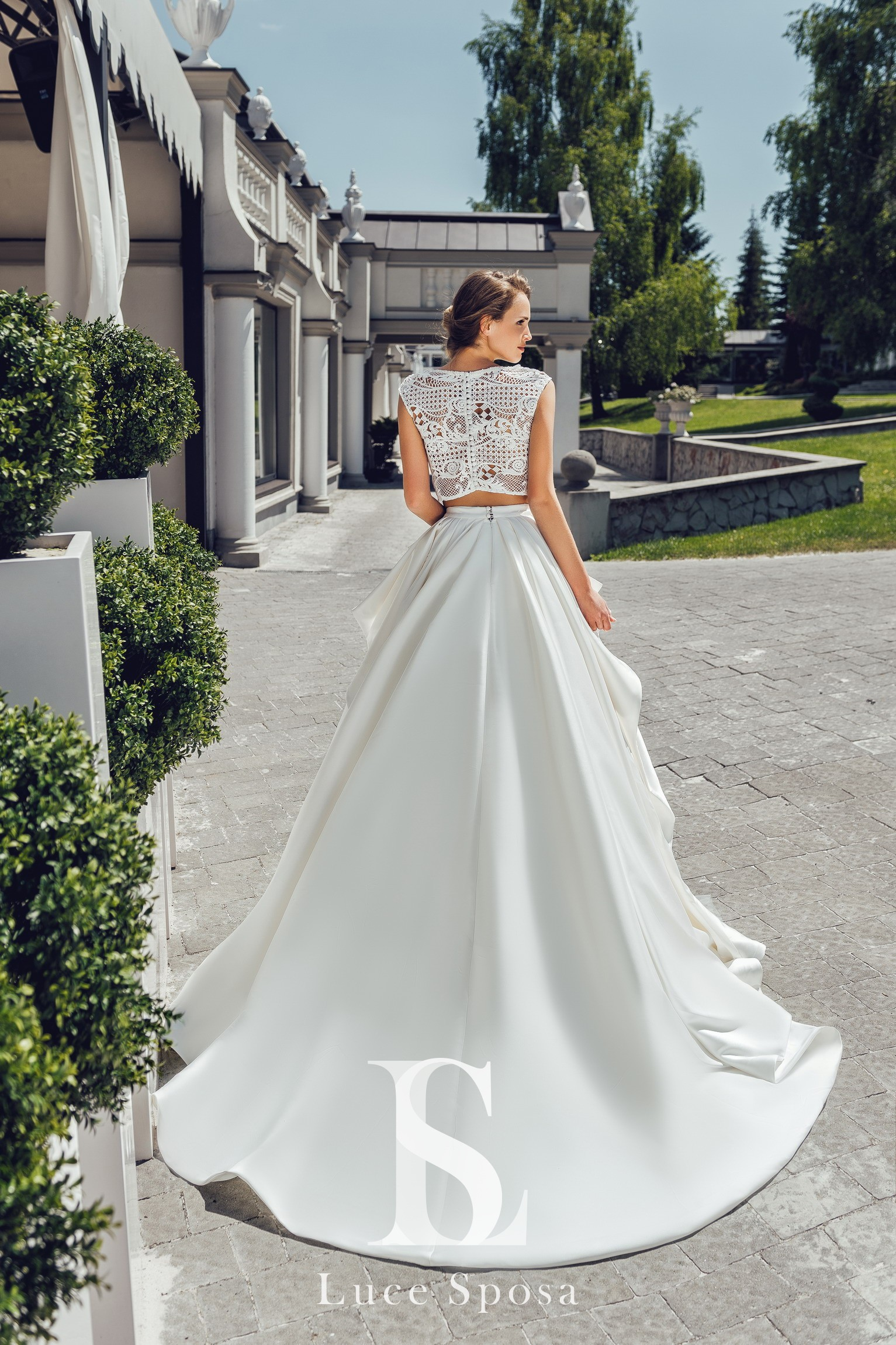 Свадебные платья оптом «Bellamy»-3