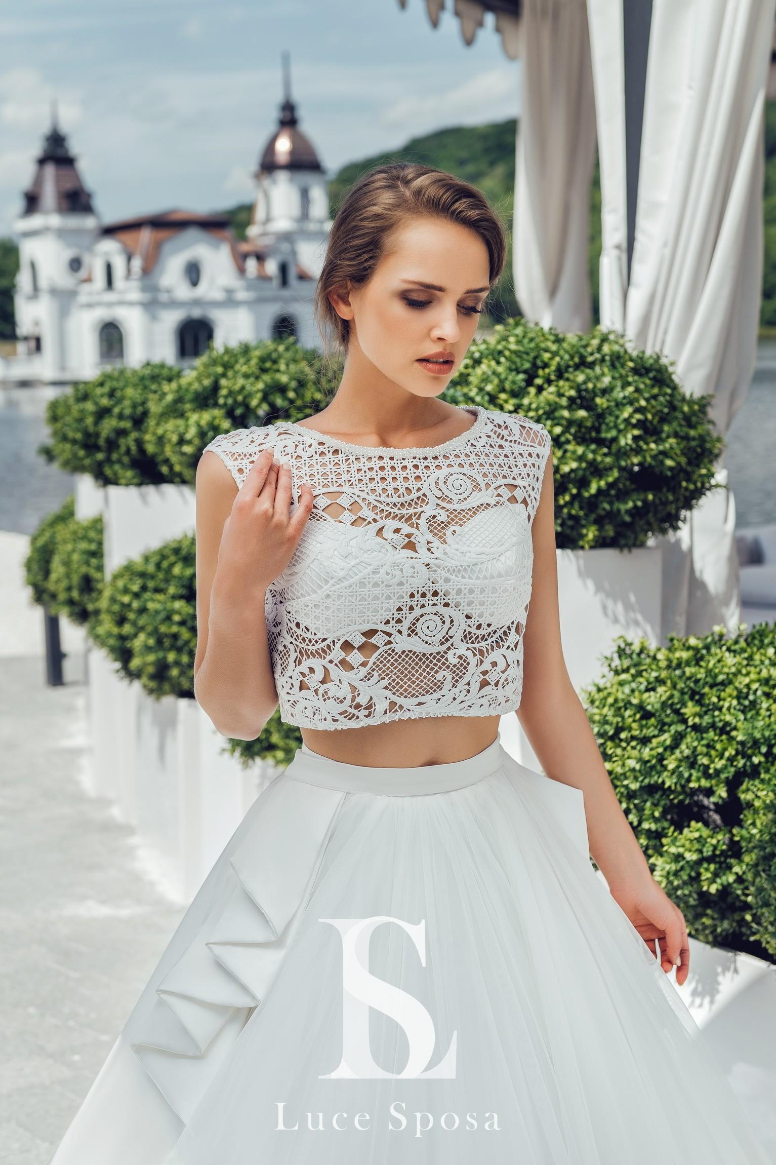 Свадебные платья оптом «Bellamy»-1