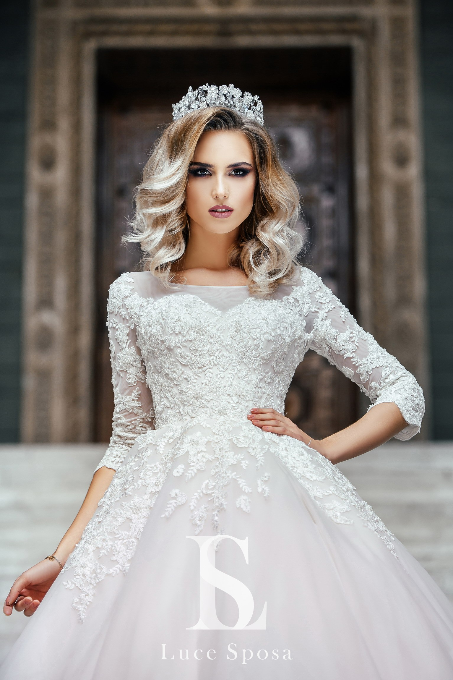 Wedding Dresses «Alise»-1