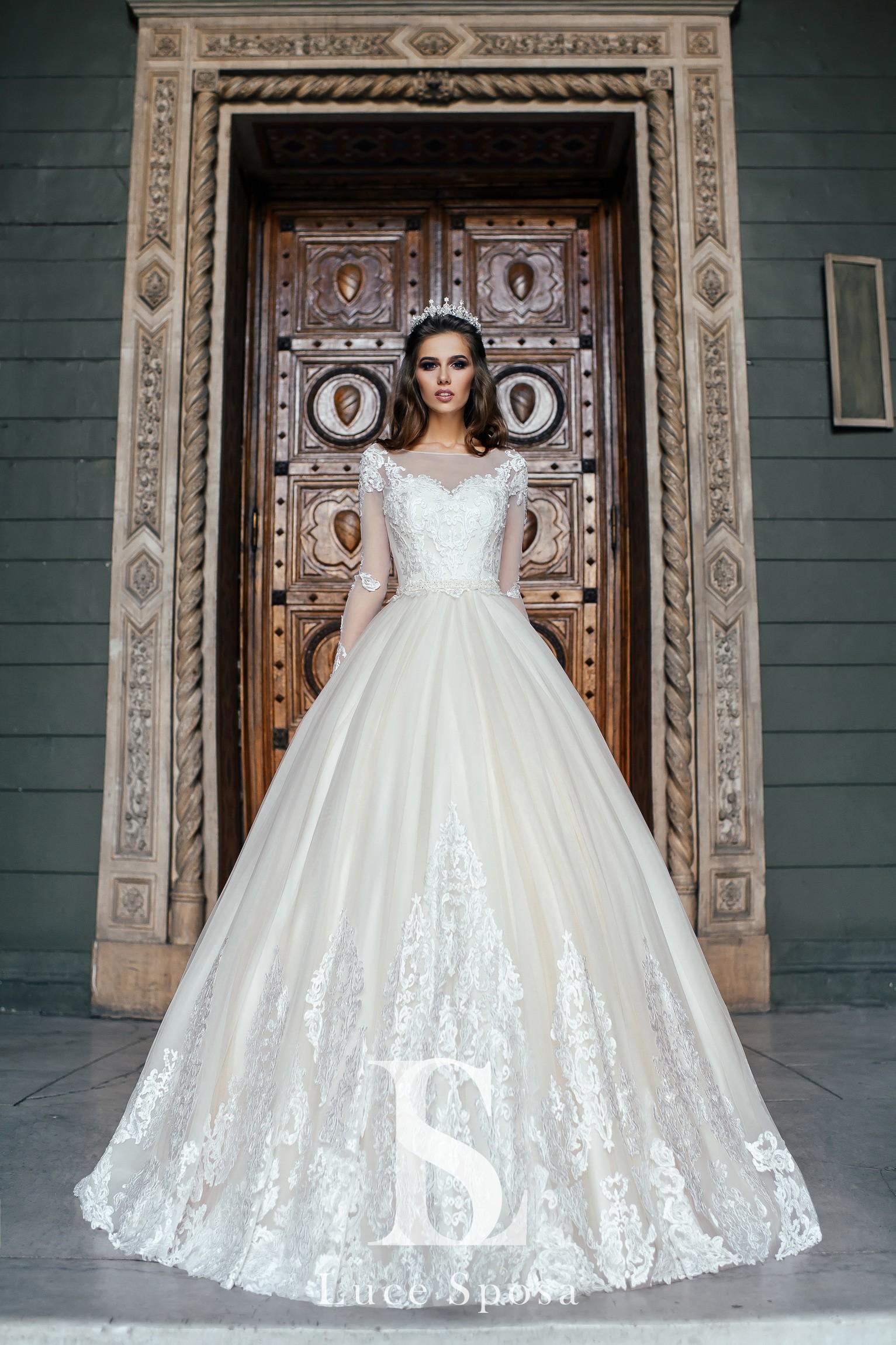 Wedding Dresses «Eva»-3