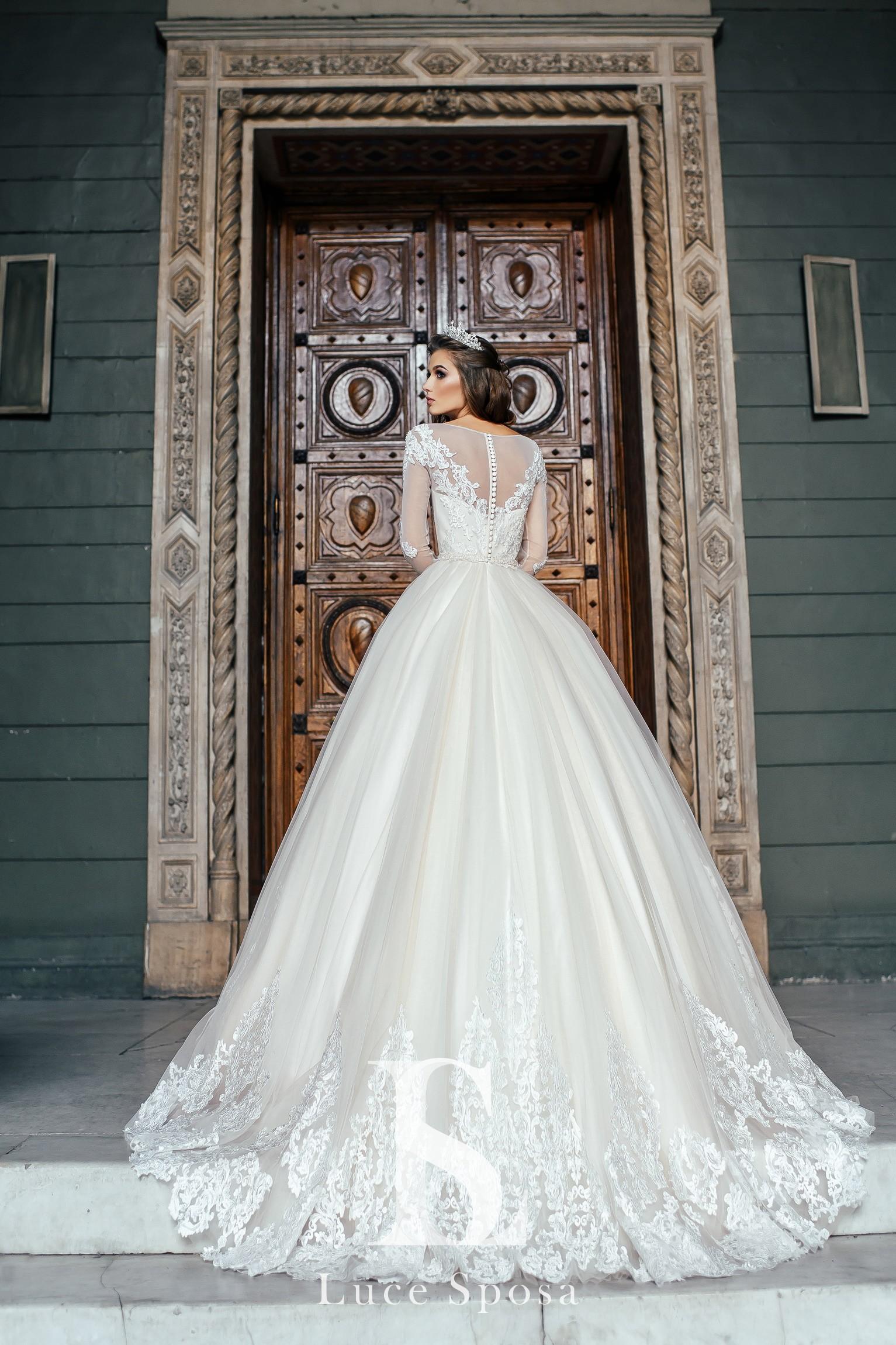Wedding Dresses «Eva»-4