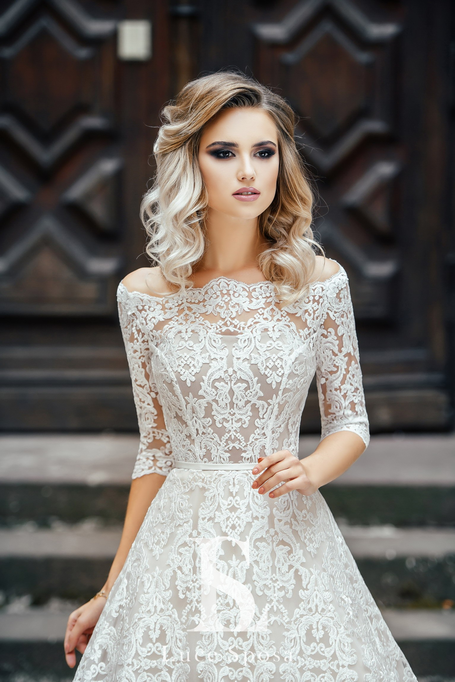 Wedding Dresses «Ofelia»-2