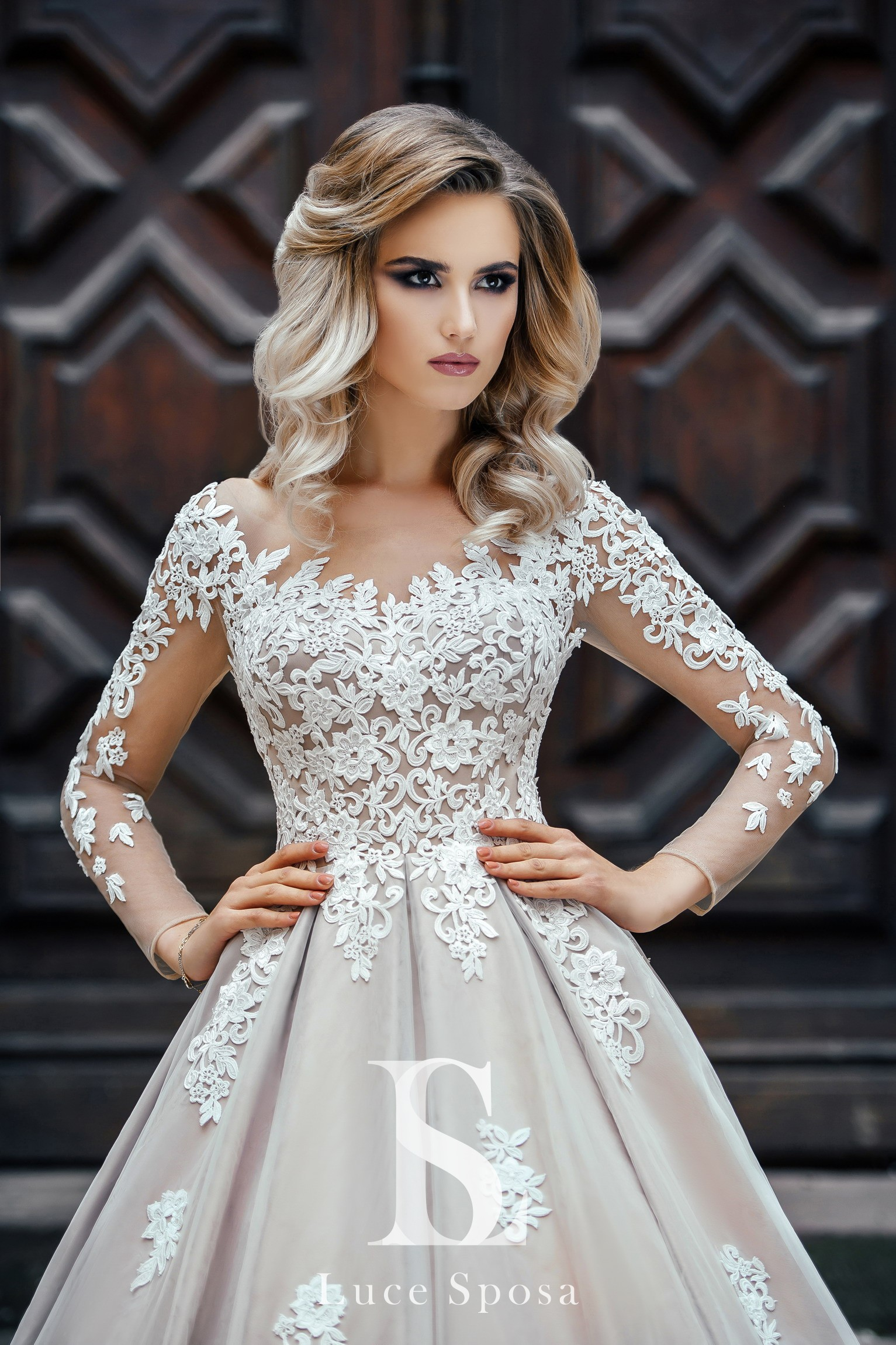 Wedding Dresses «Carmen»-1