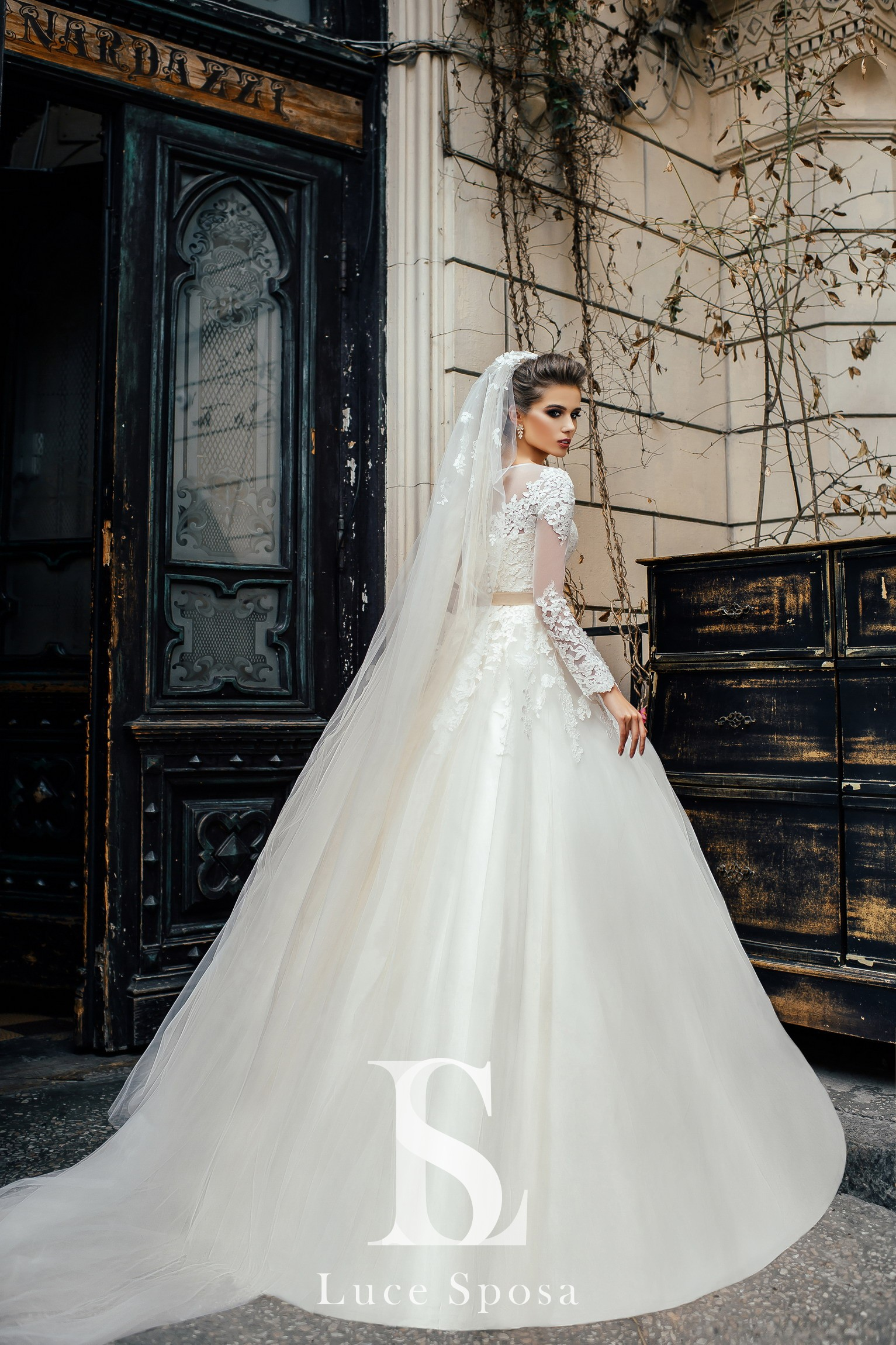 Wedding Dresses «Anna»-3
