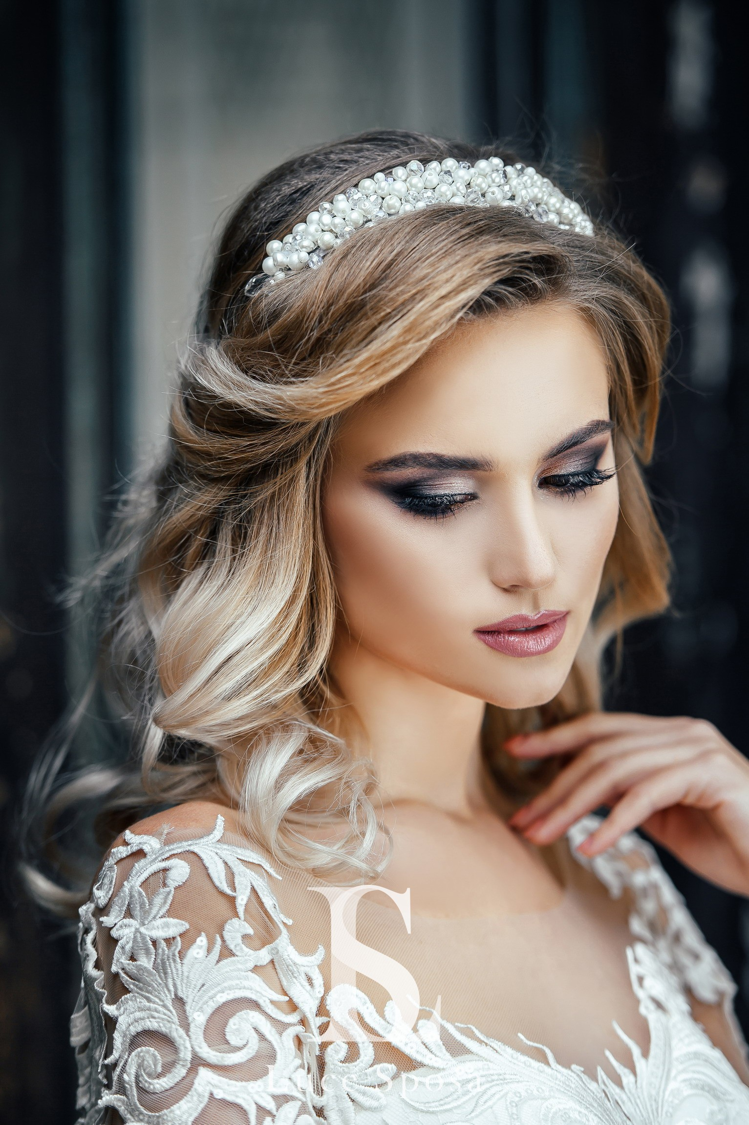 Свадебные платья оптом «Sally»-3