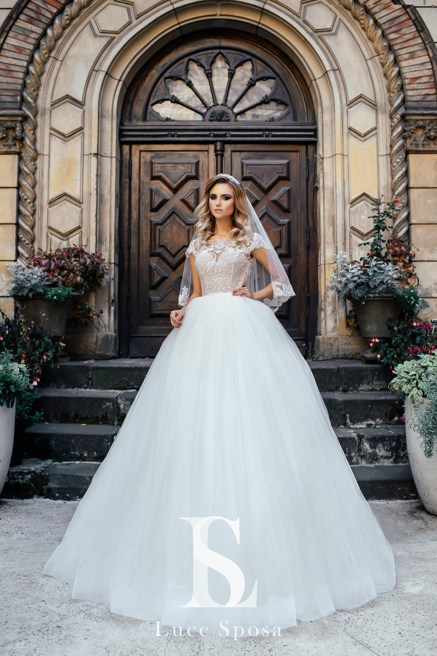 Wedding Dresses «Odri»-2