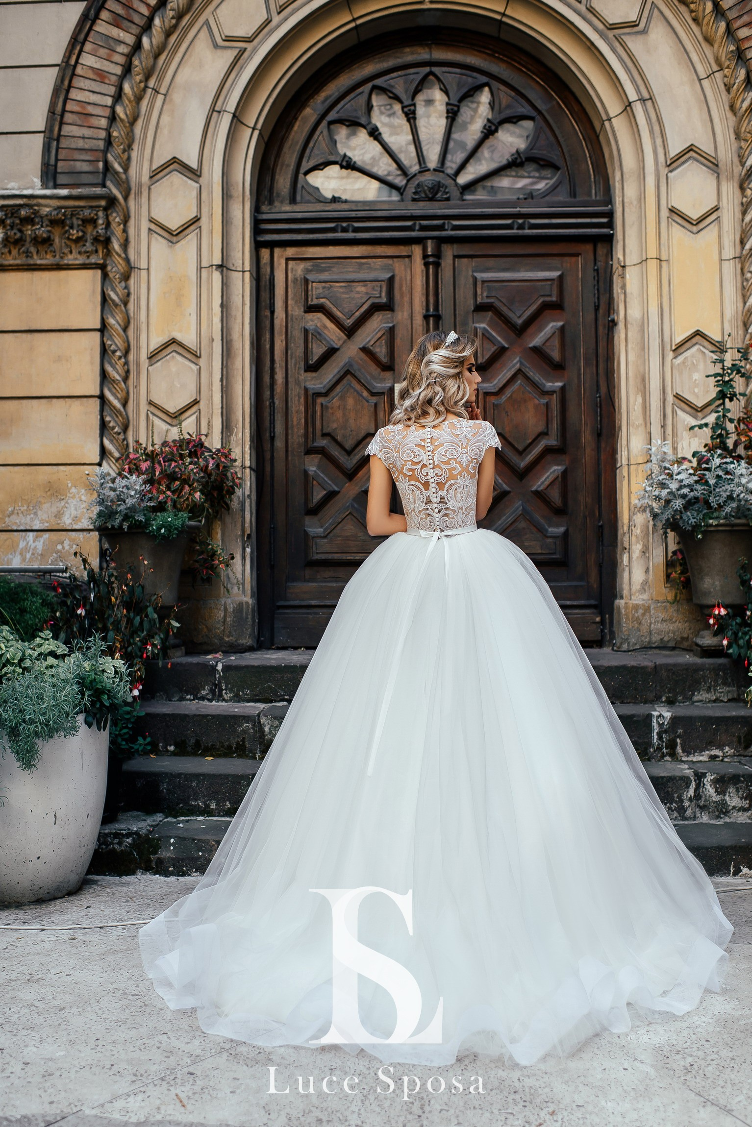 Wedding Dresses «Odri»-3