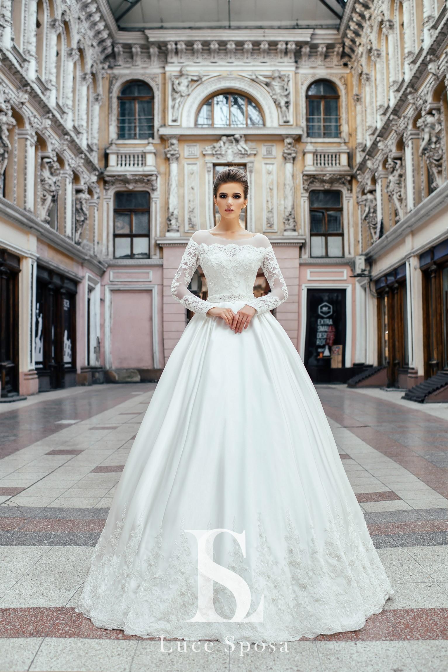 Свадебные платья оптом «Aria»-2