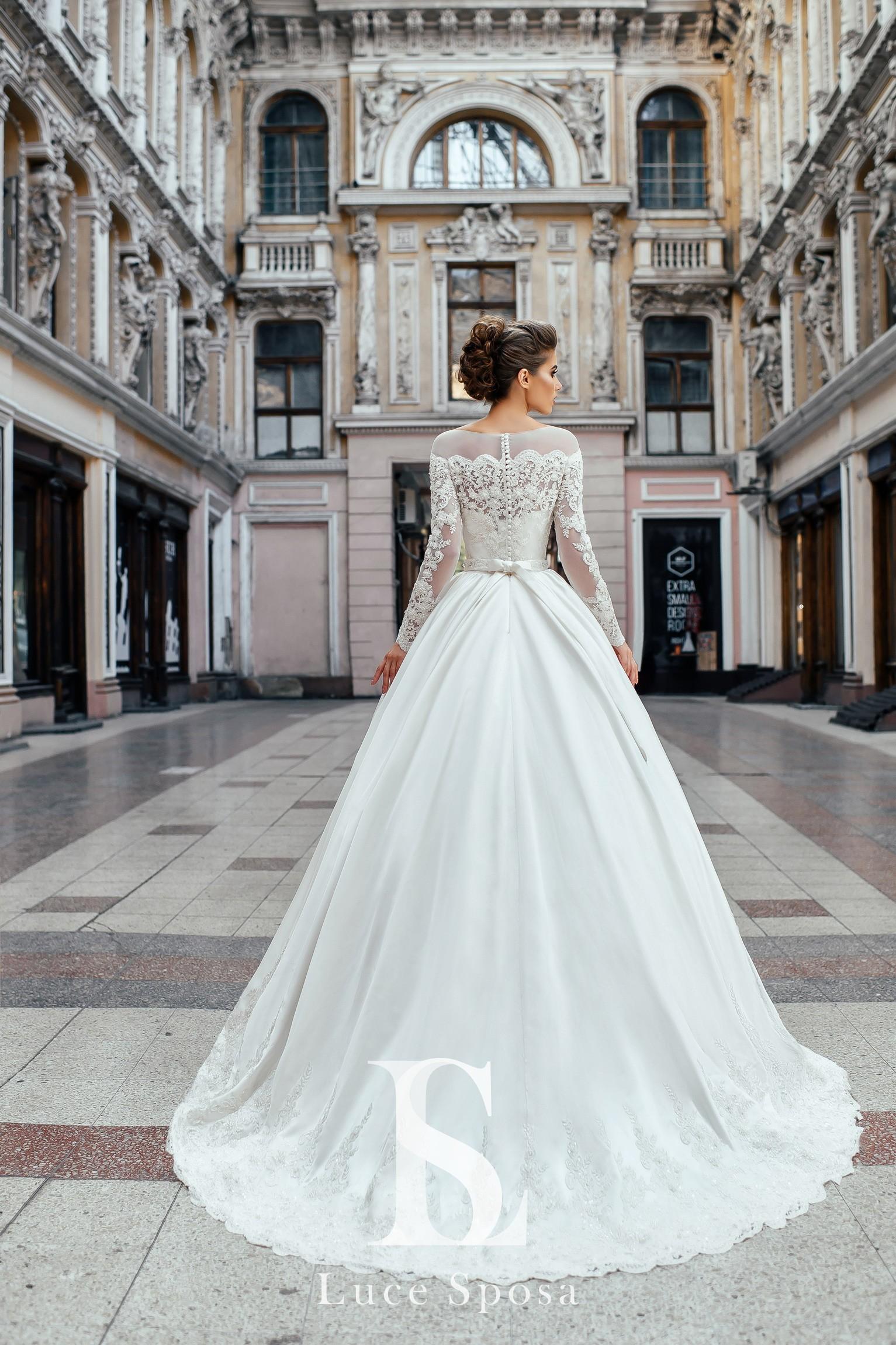 Свадебные платья оптом «Aria»-3