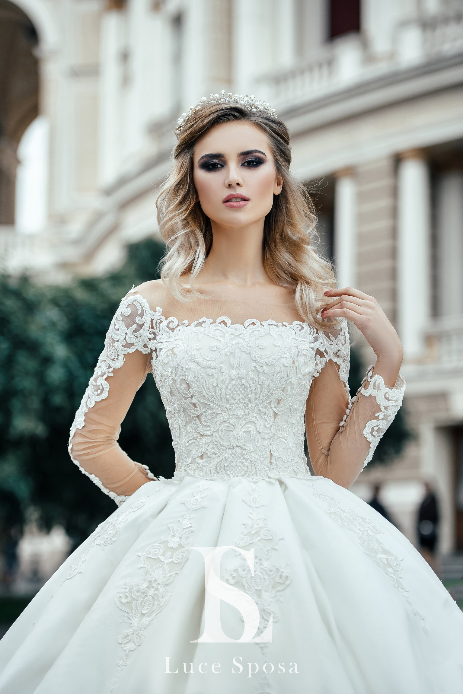 Wedding Dresses «Jessie»-1
