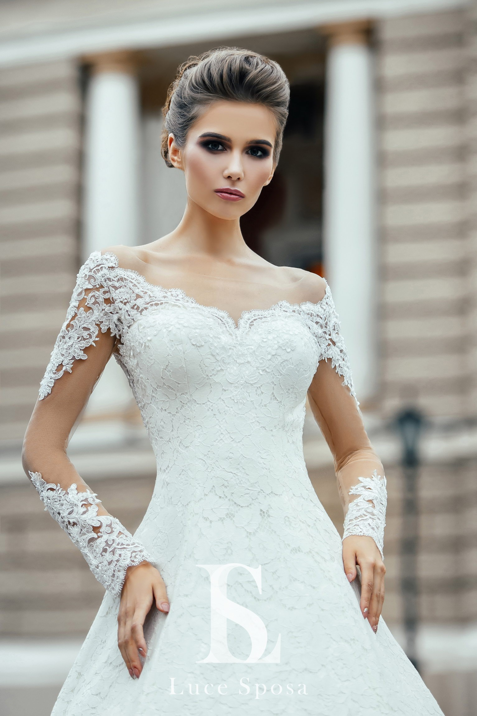 Wedding Dresses «Agata»-1
