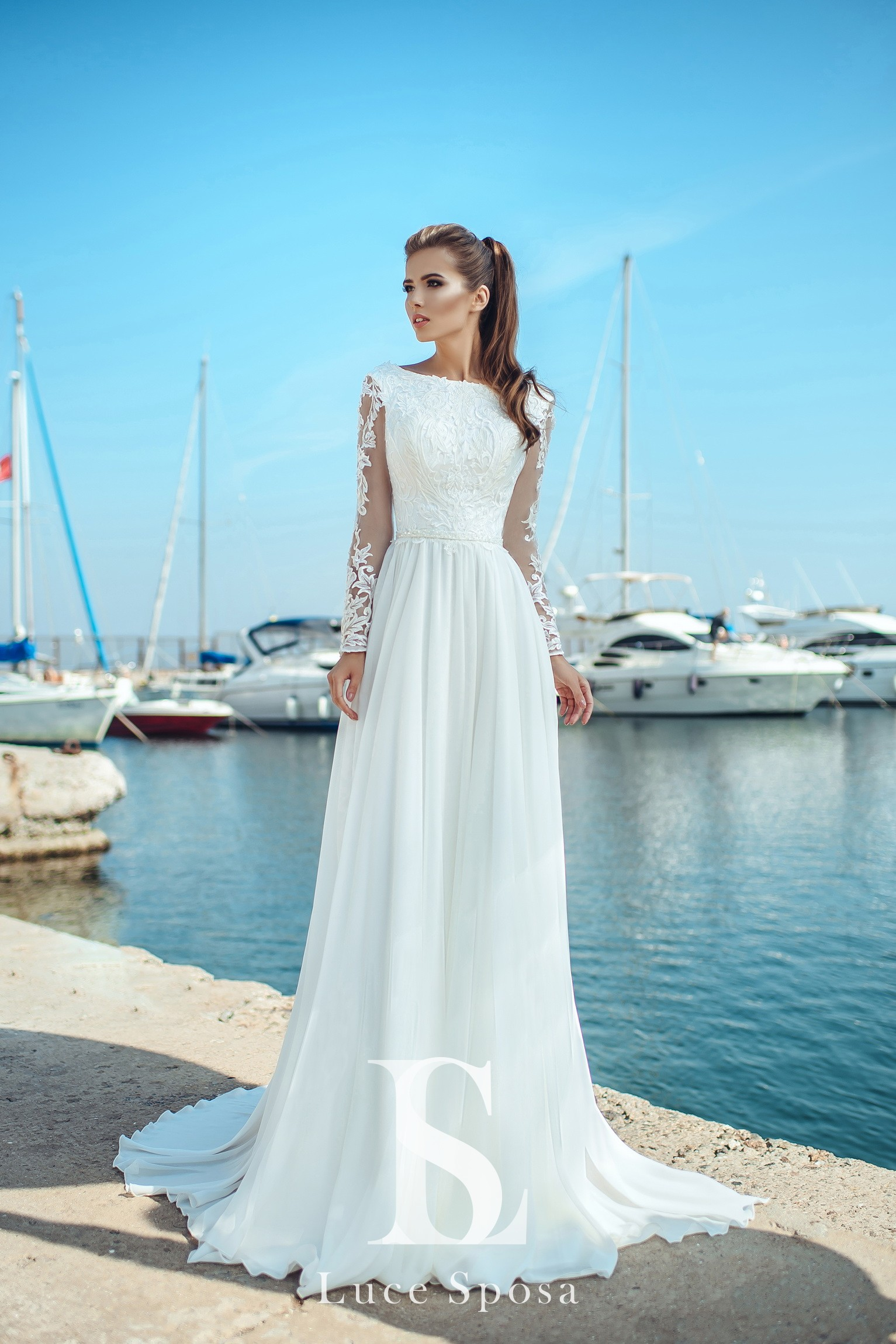Wedding Dresses «Ada»-2