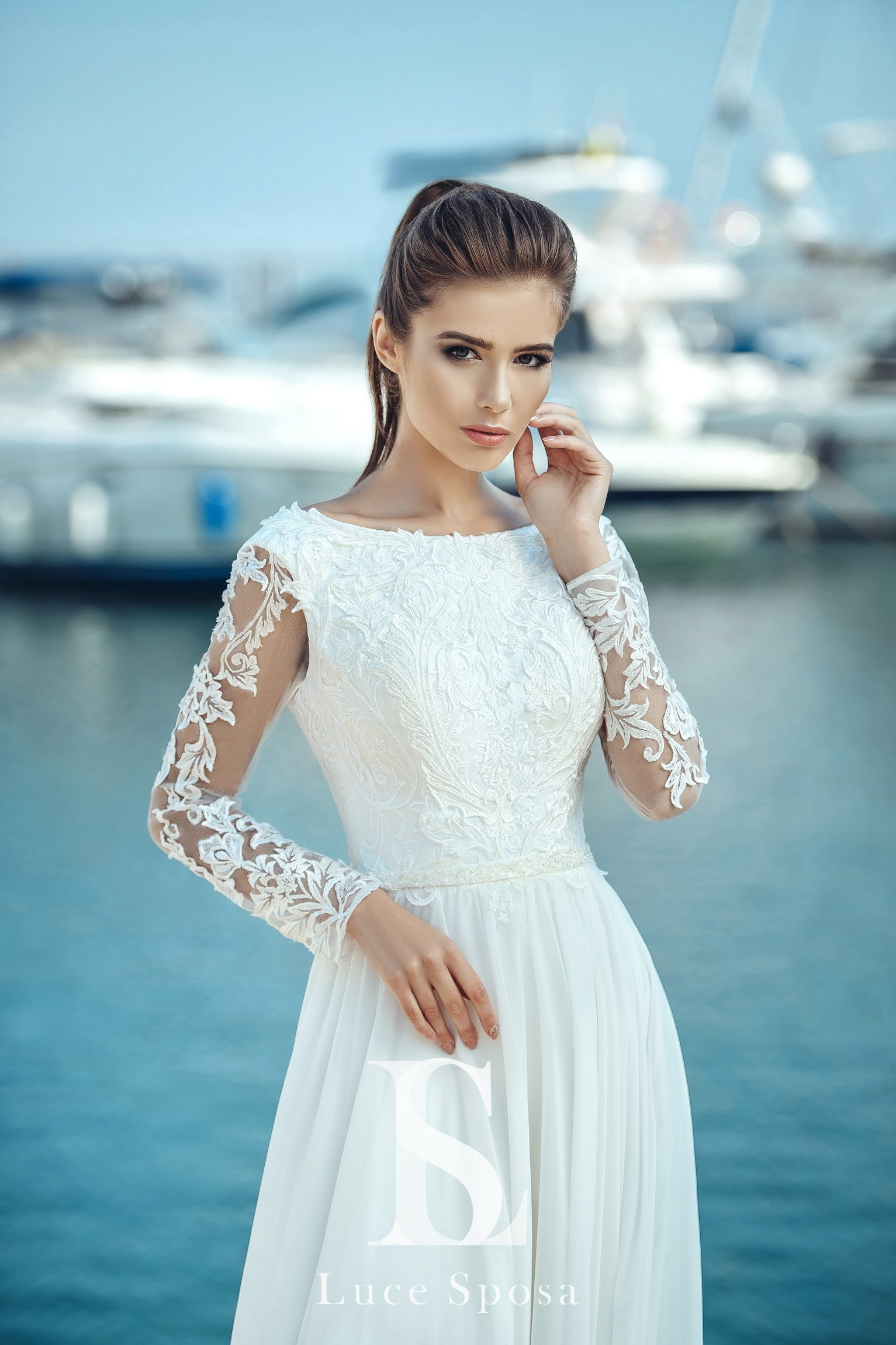Wedding Dresses «Ada»-1