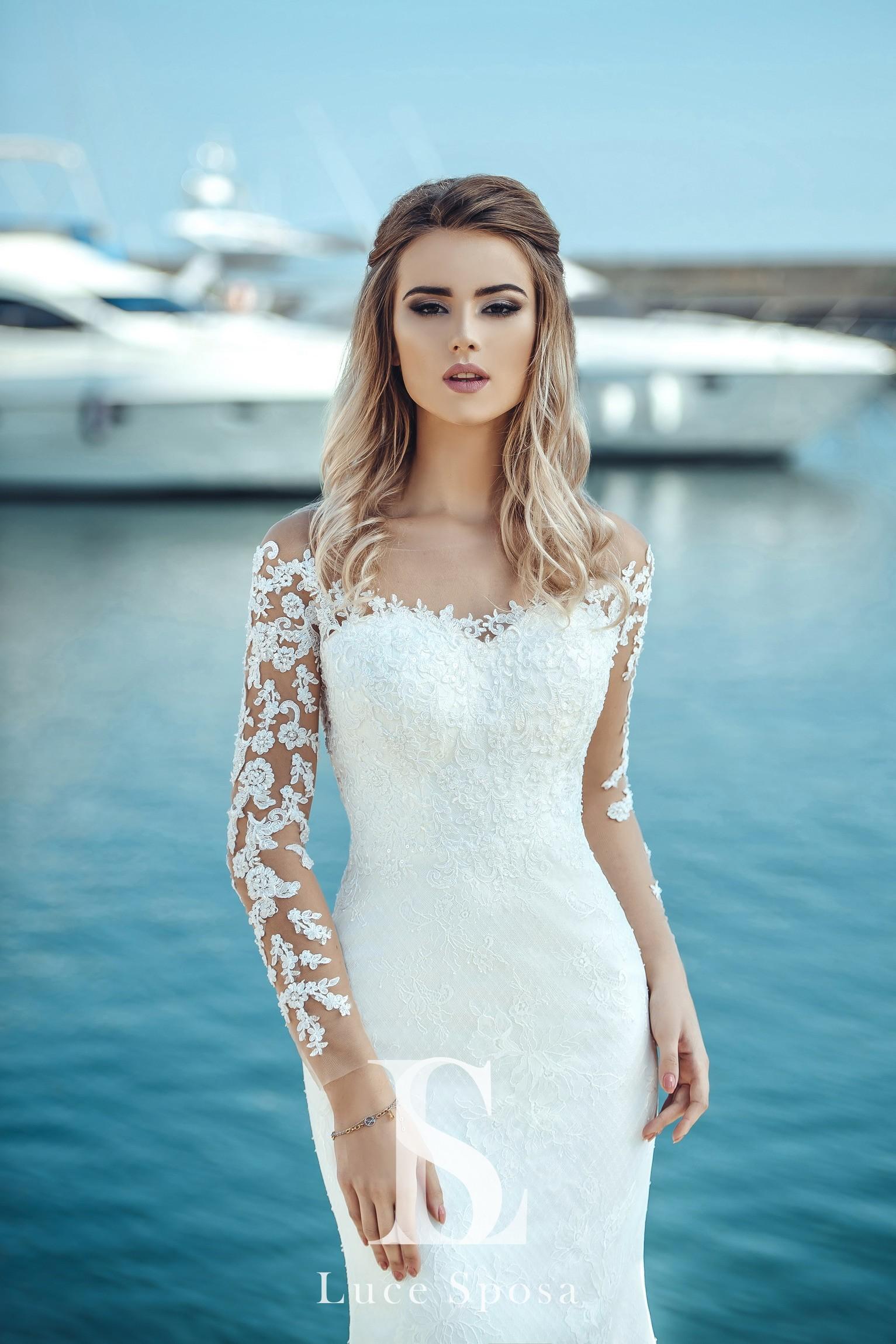 Свадебные платья оптом «Melanie»-2