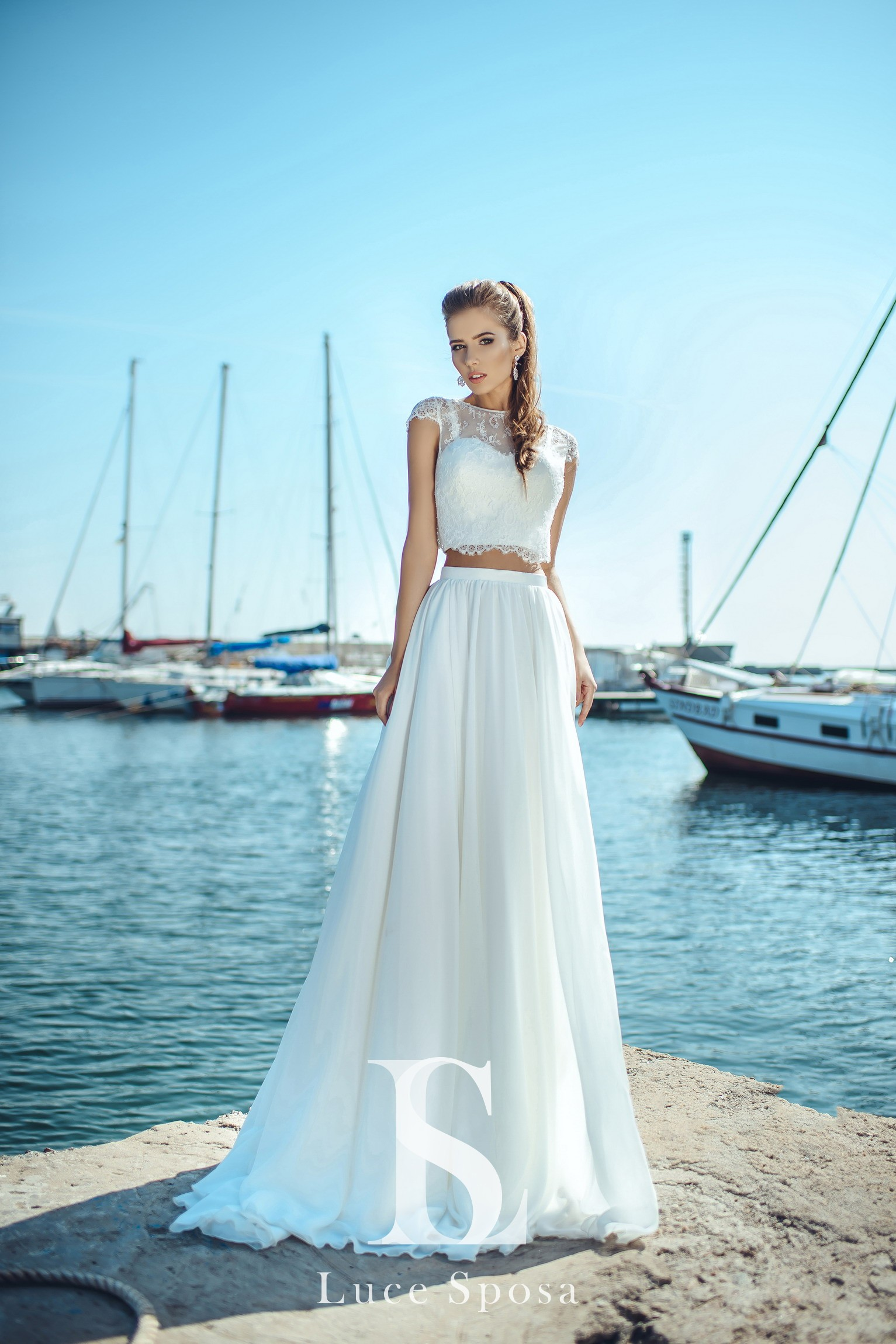 Wedding Dresses «Betty»-2