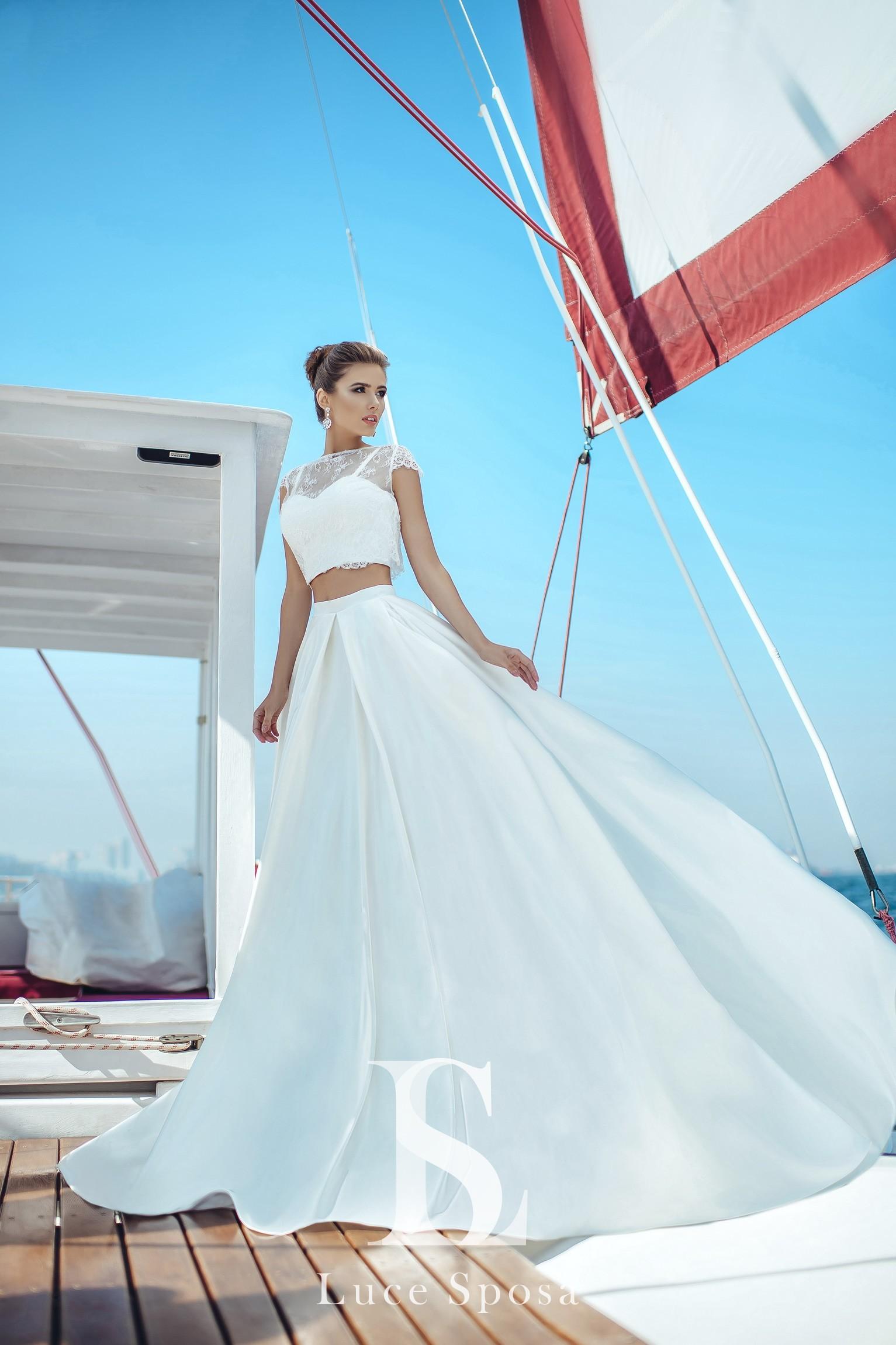 Свадебные платья оптом «Clara»-2
