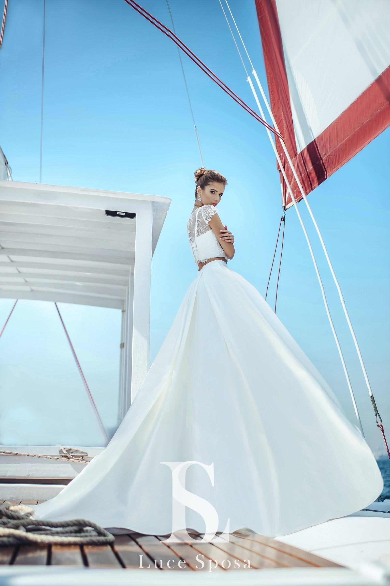 Свадебные платья оптом «Clara»-3