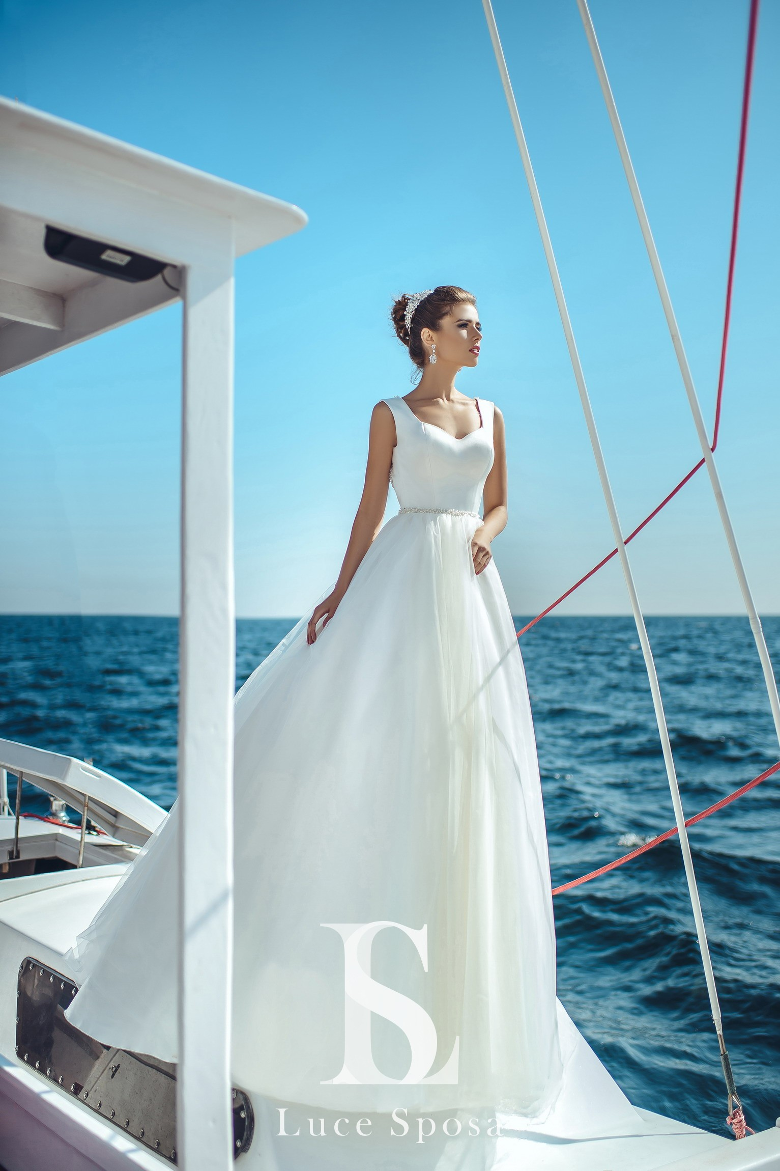 Wedding Dresses «Denis»-2
