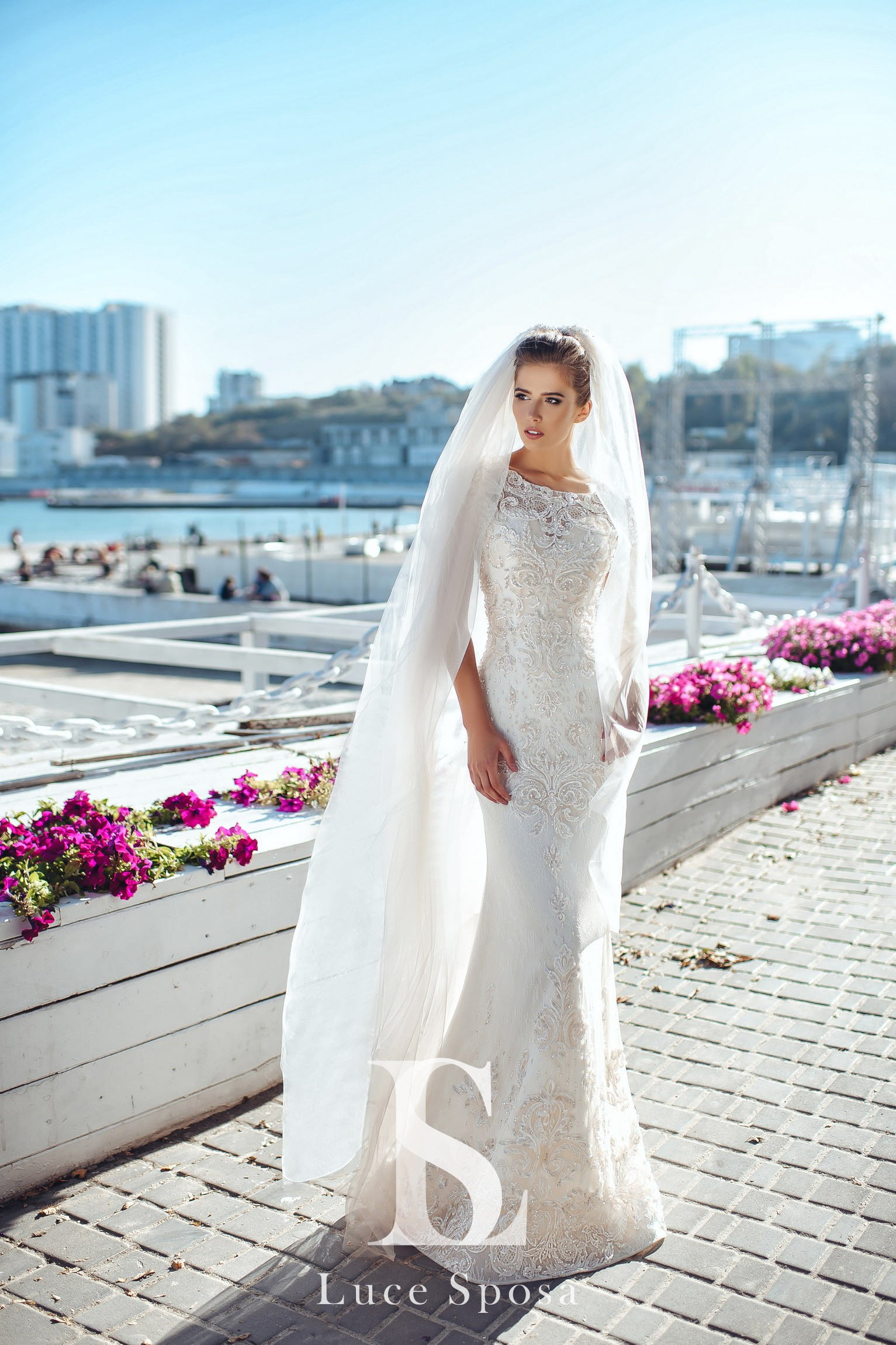 Wedding Dresses «Sarra»-3
