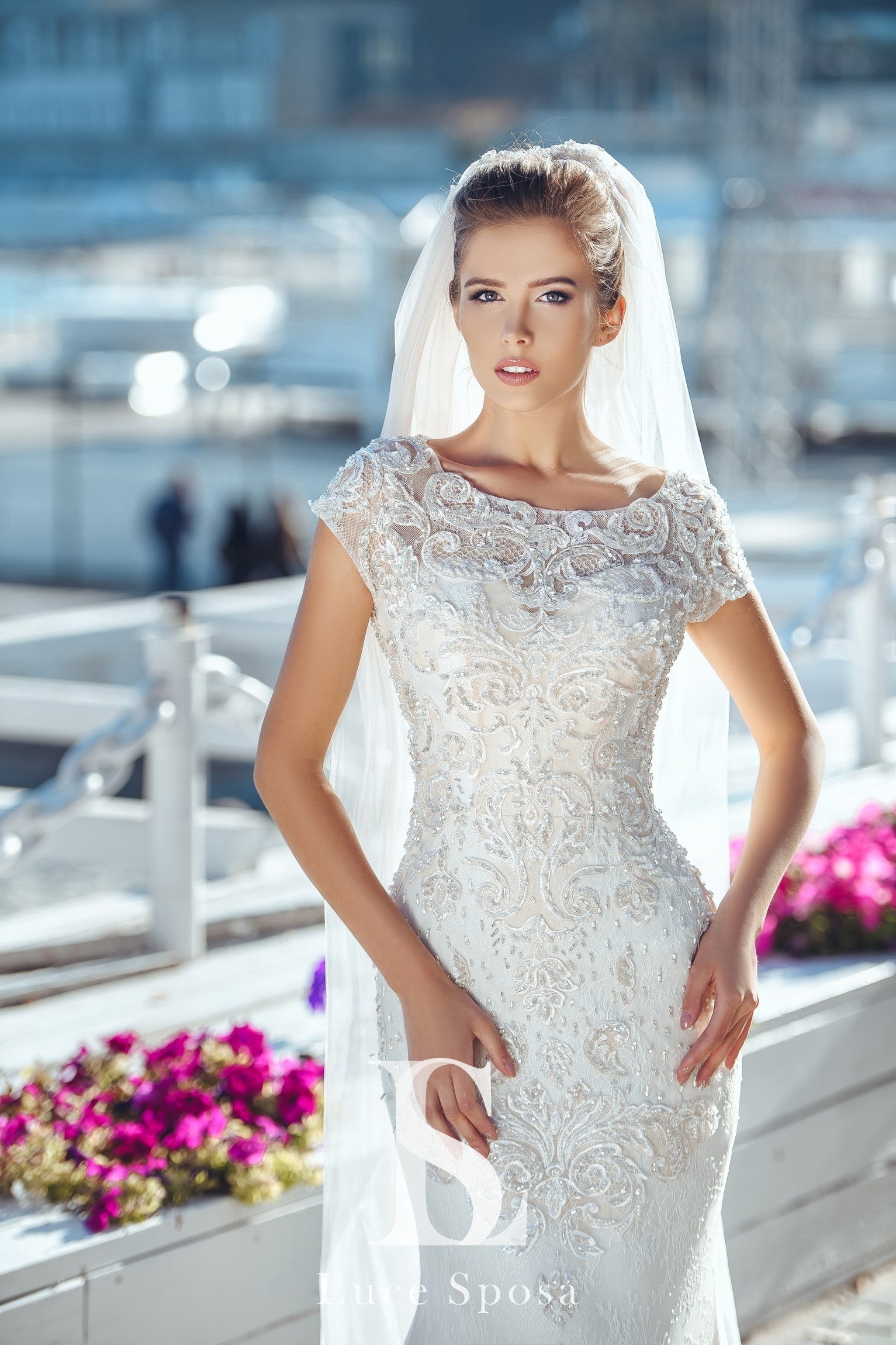 Wedding Dresses «Sarra»-2