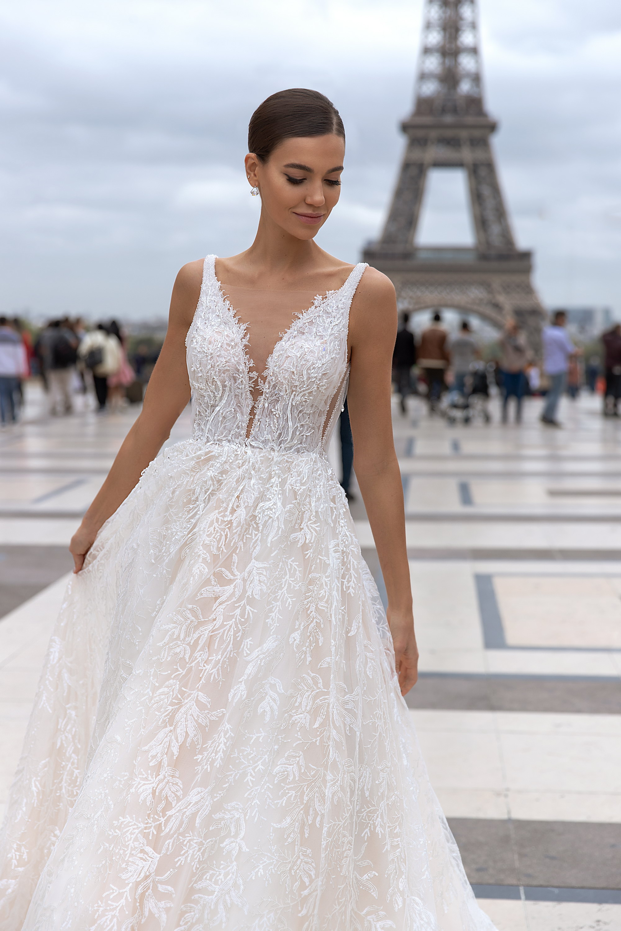 Wedding Dresses «Dominique»-2