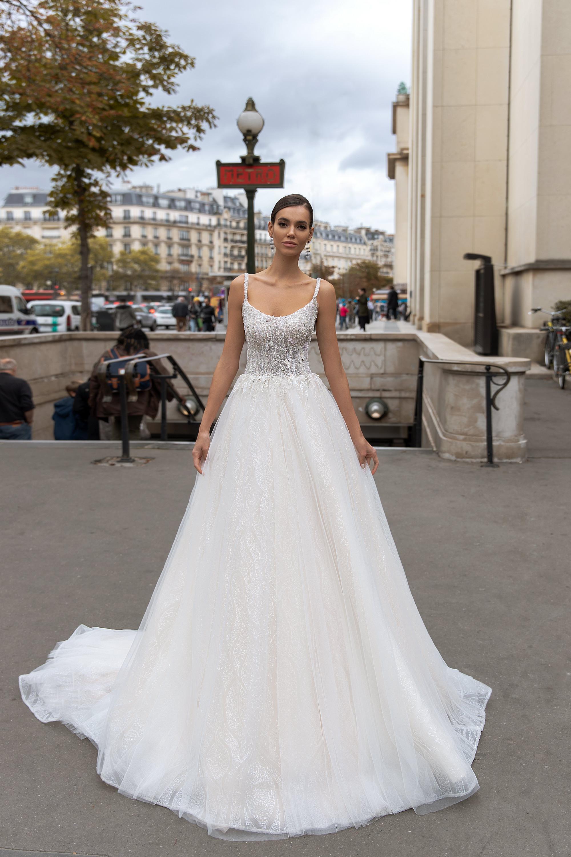 Свадебные платья оптом «Renee»-1