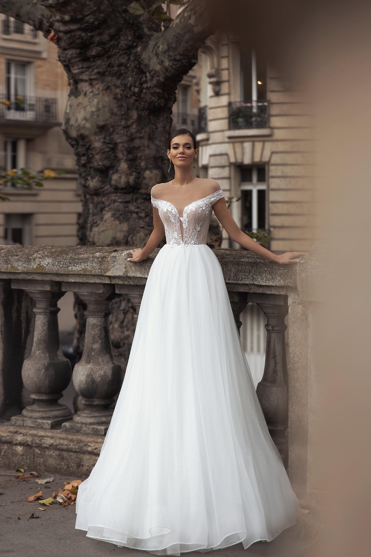 Wedding Dresses «Marie»-1