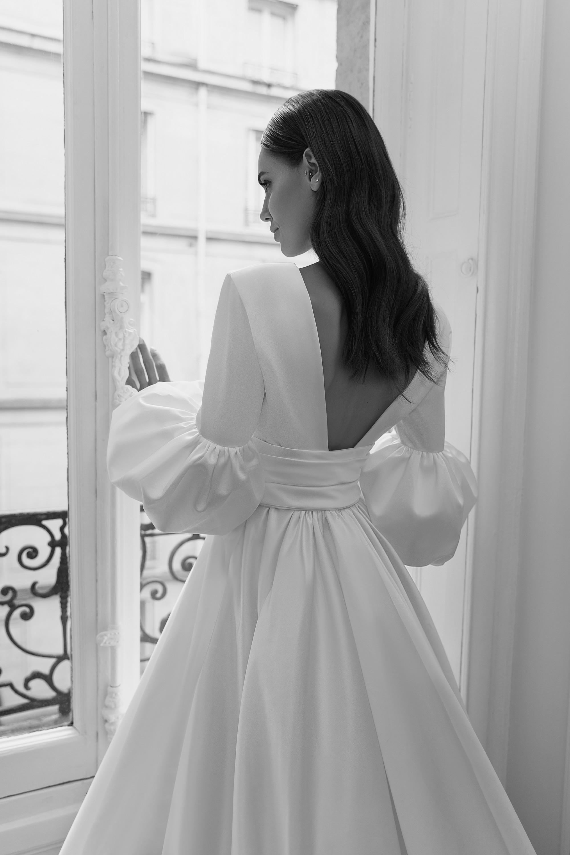 Свадебные платья оптом «Claundine»-2