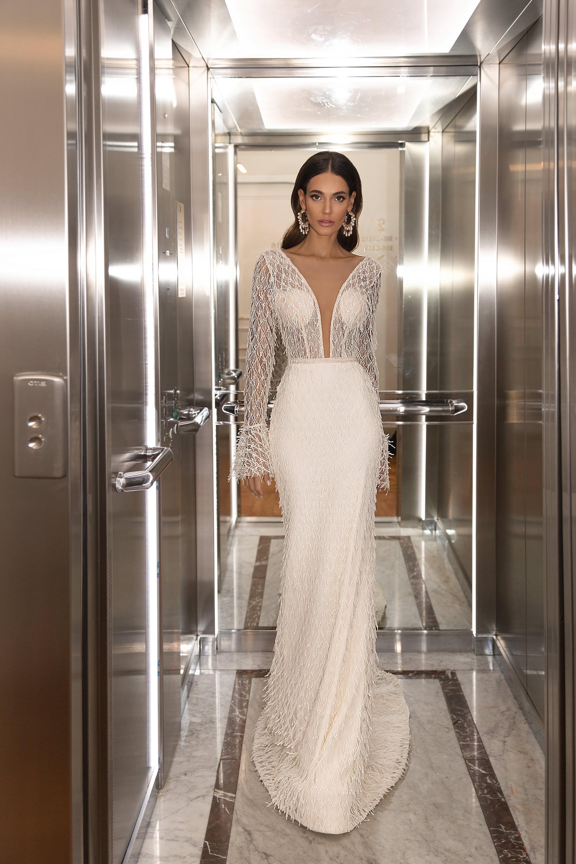 Свадебные платья оптом «Aurelie»-3