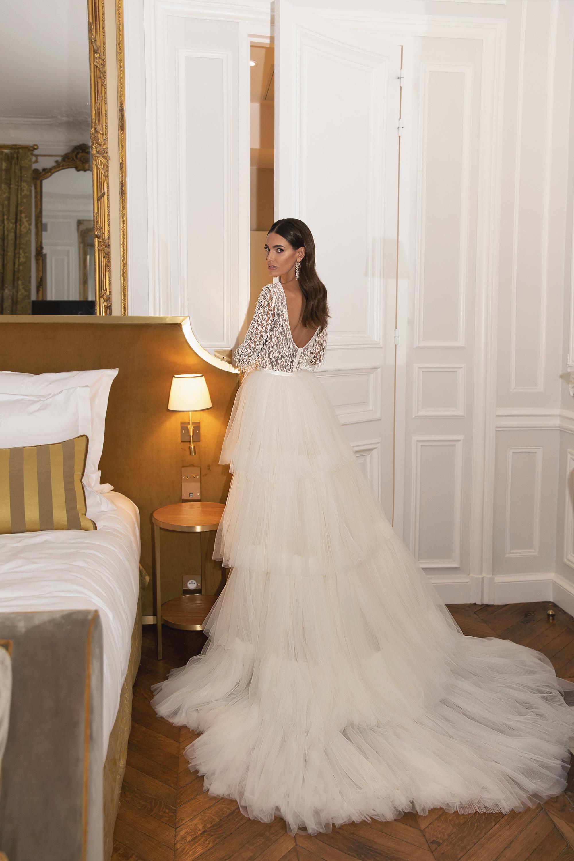 Свадебные платья оптом «Aurelie»-2