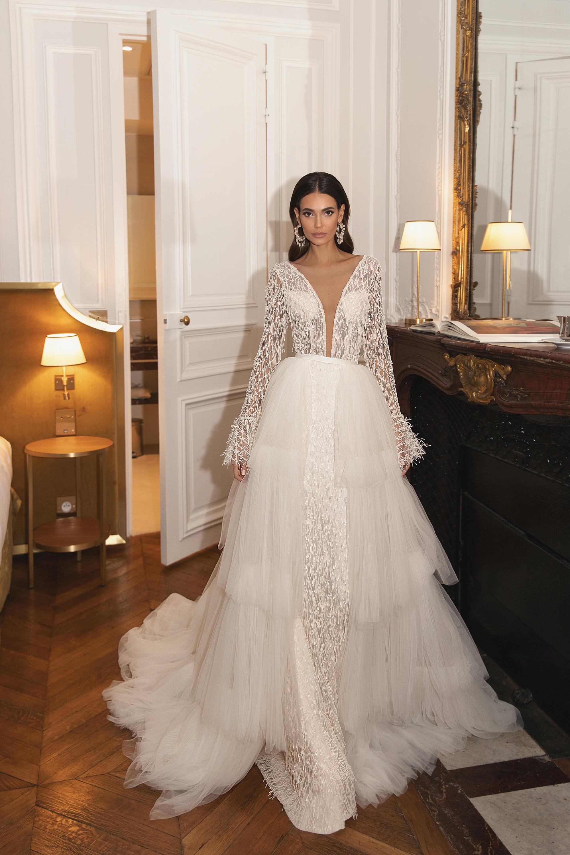 Свадебные платья оптом «Aurelie»-1