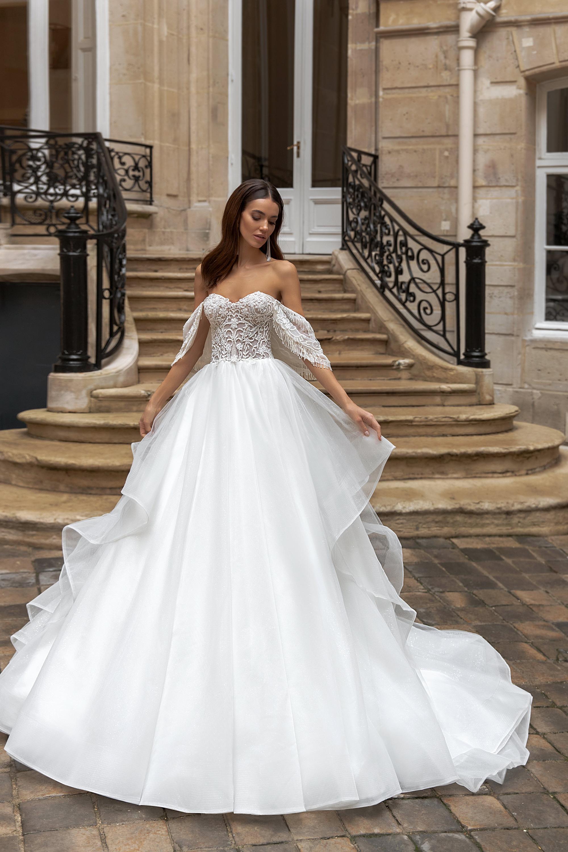 Wedding Dresses «Ambre»-1