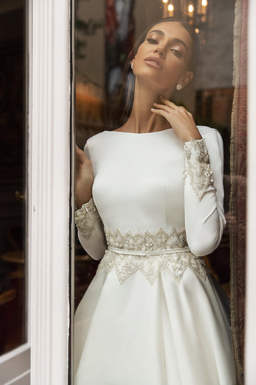 Свадебные платья оптом «Laurence»-2