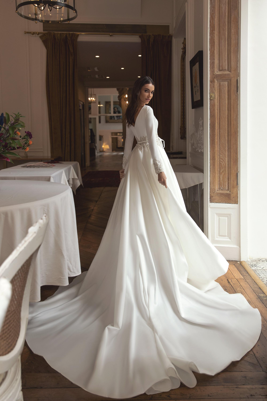 Свадебные платья оптом «Laurence»-3