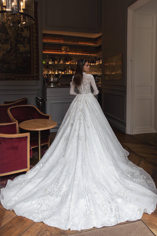 Wedding Dresses «Belle»-3