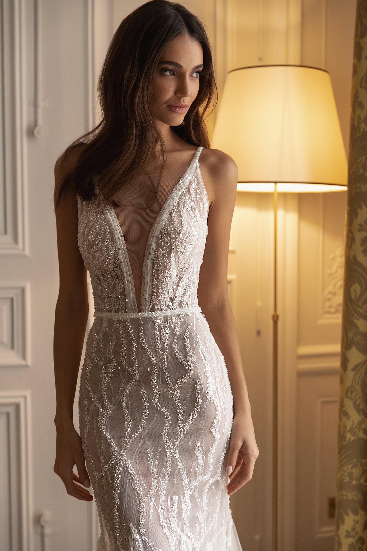 Свадебные платья оптом «Margot»-1