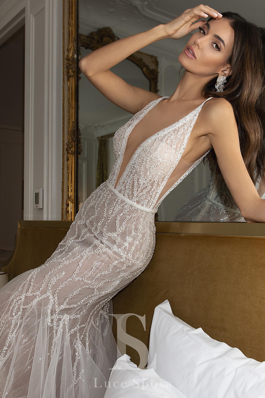 Свадебные платья оптом «Margot»-3