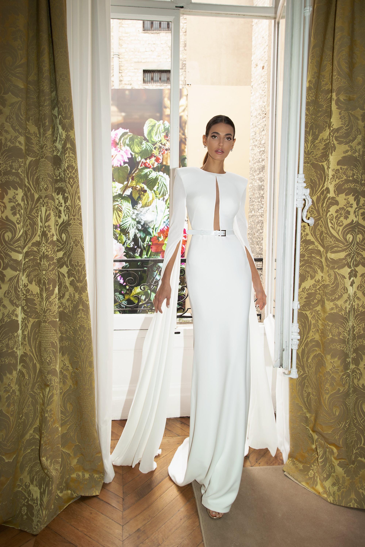 Свадебные платья оптом «Patty»-1